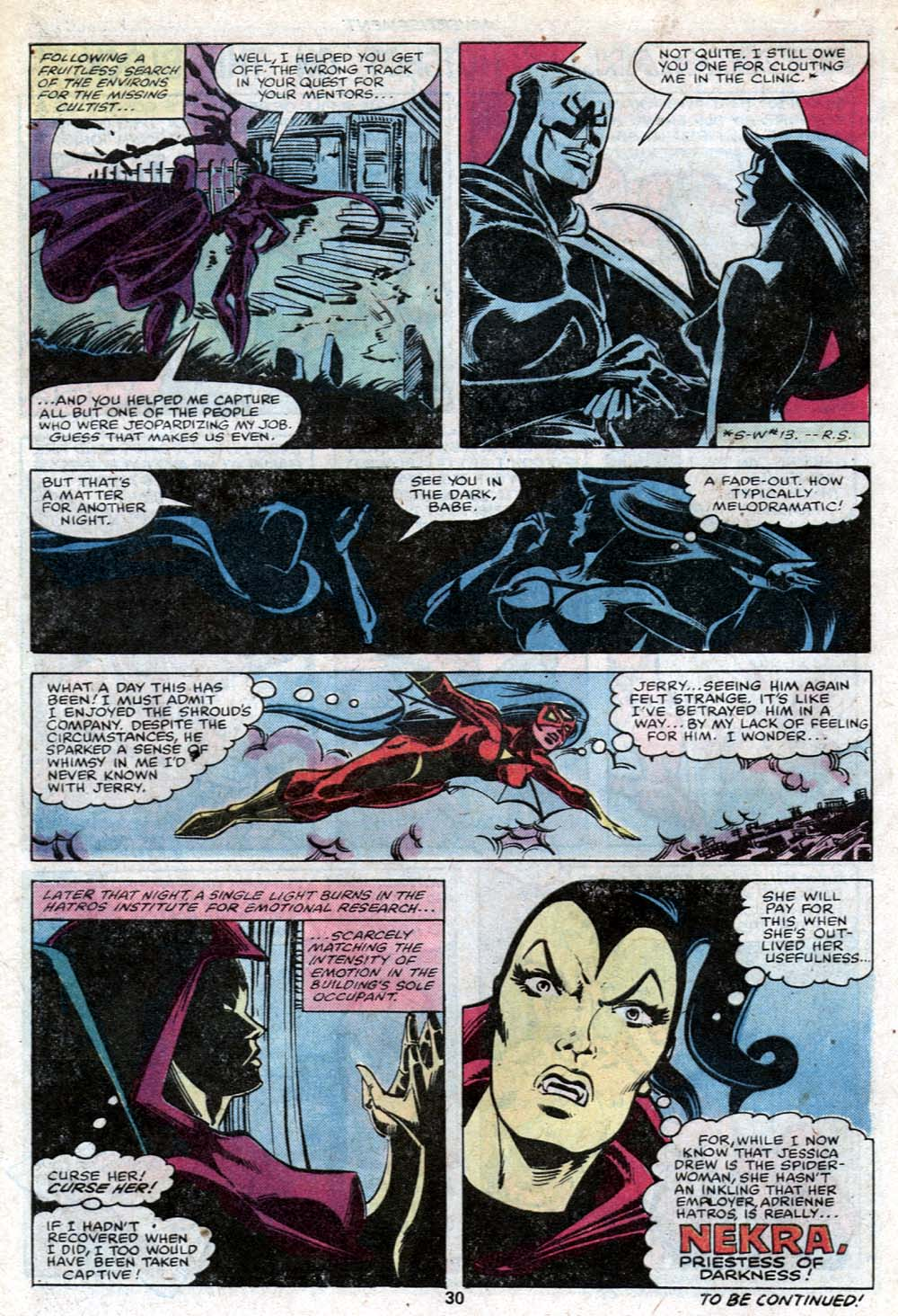 Spider-Woman (1978) Issue #15 #15 - English 19