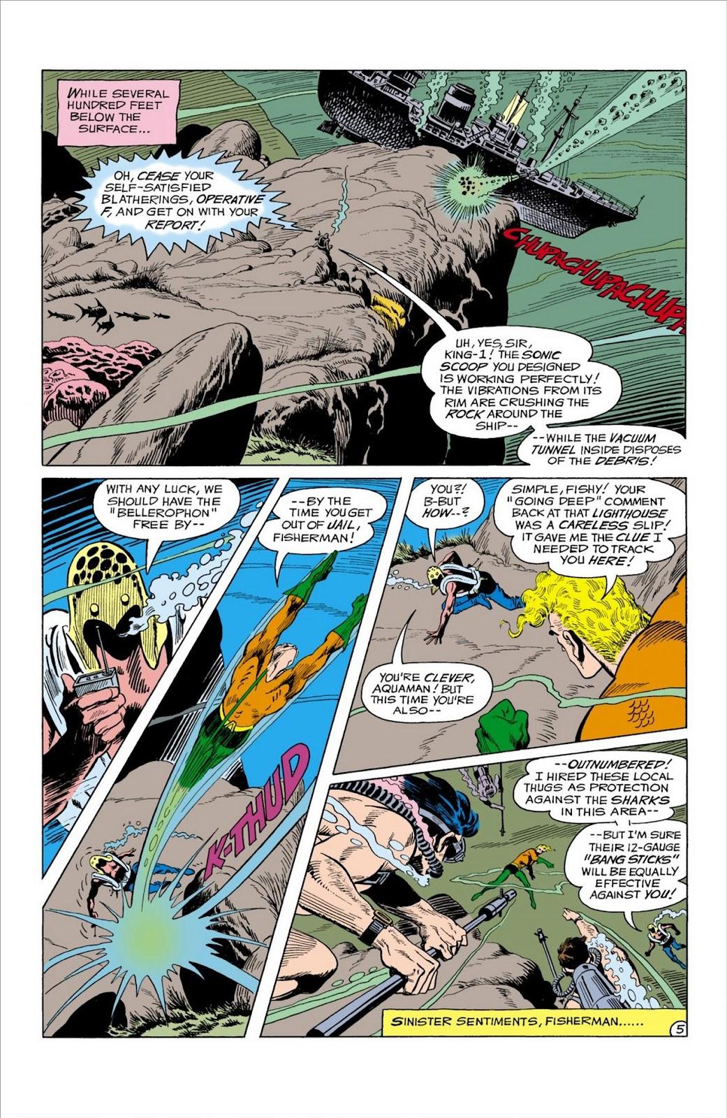 Aquaman (1962) Issue #59 #59 - English 6
