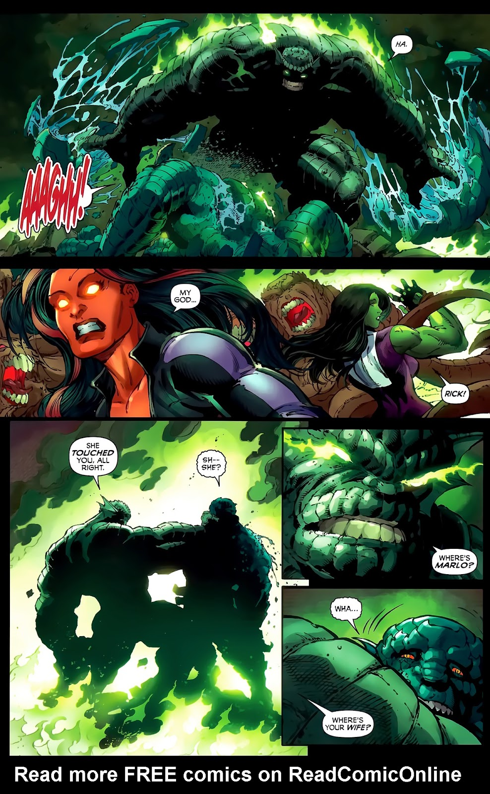 Incredible Hulks (2010) Issue #618 #8 - English 19