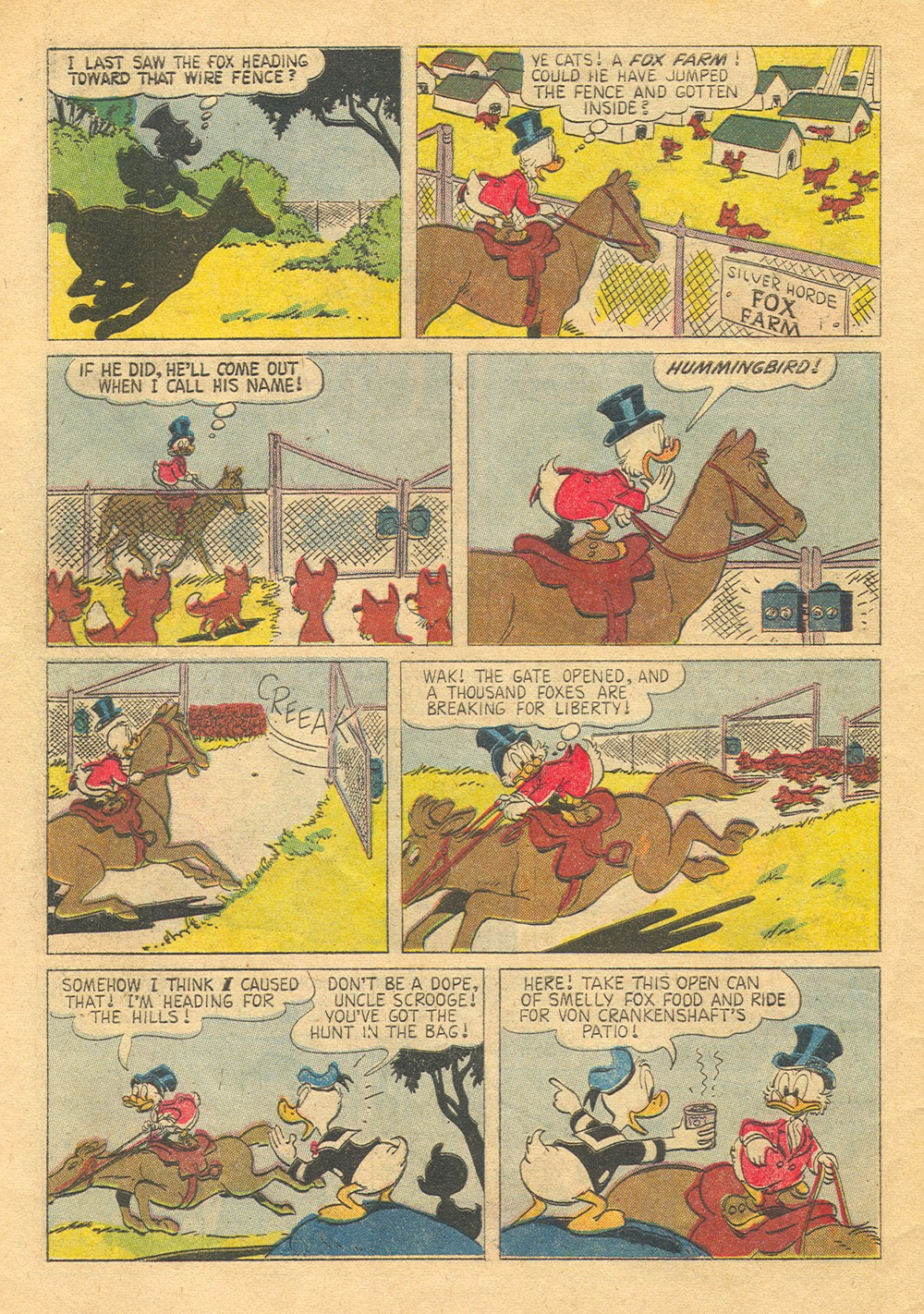 Uncle Scrooge (1953) Issue #30 #30 - English 32