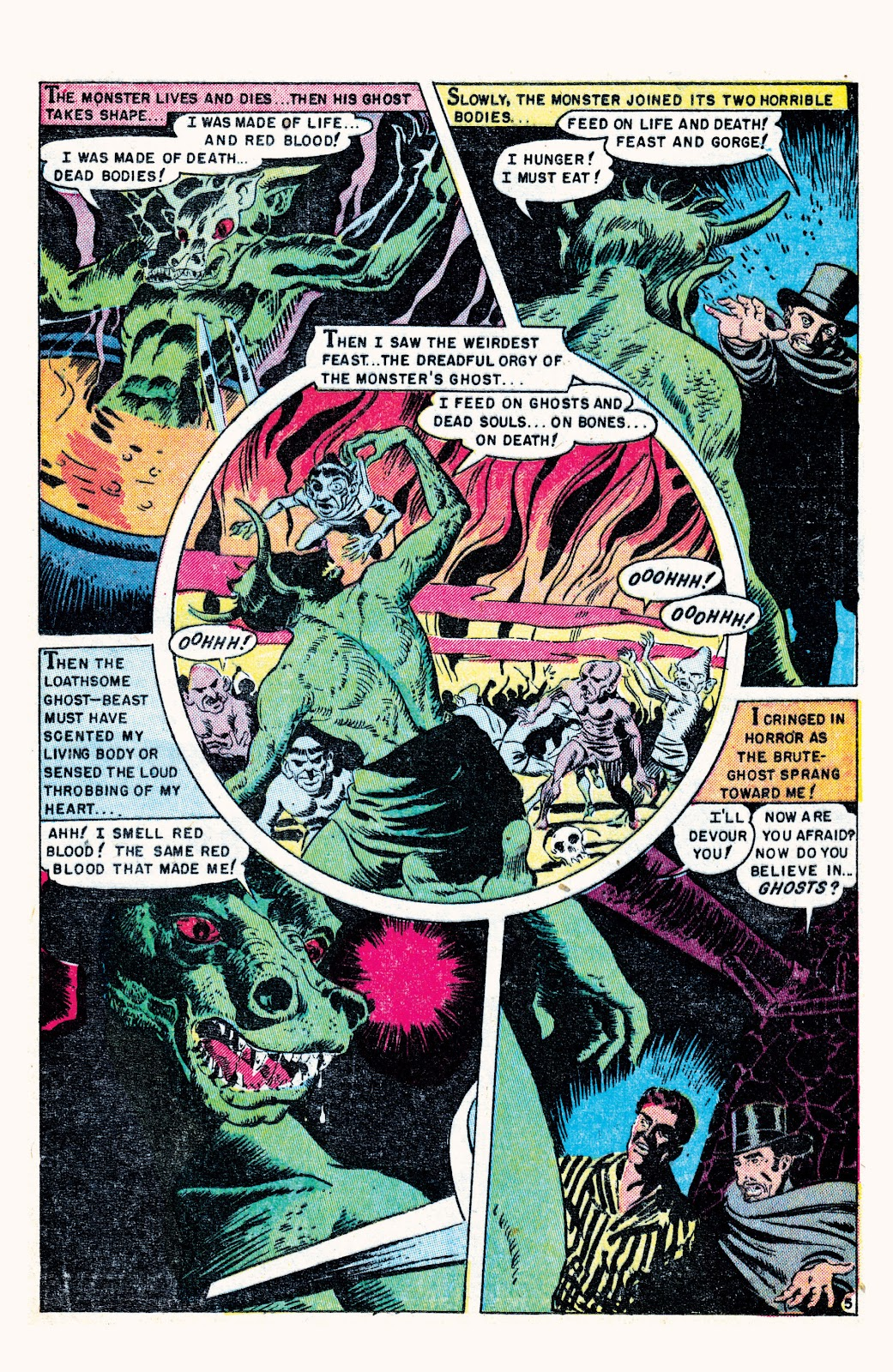 Haunted Horror Issue #10 #10 - English 18