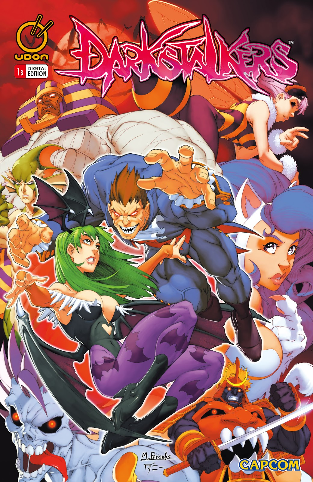 Darkstalkers Issue #1 #2 - English 3