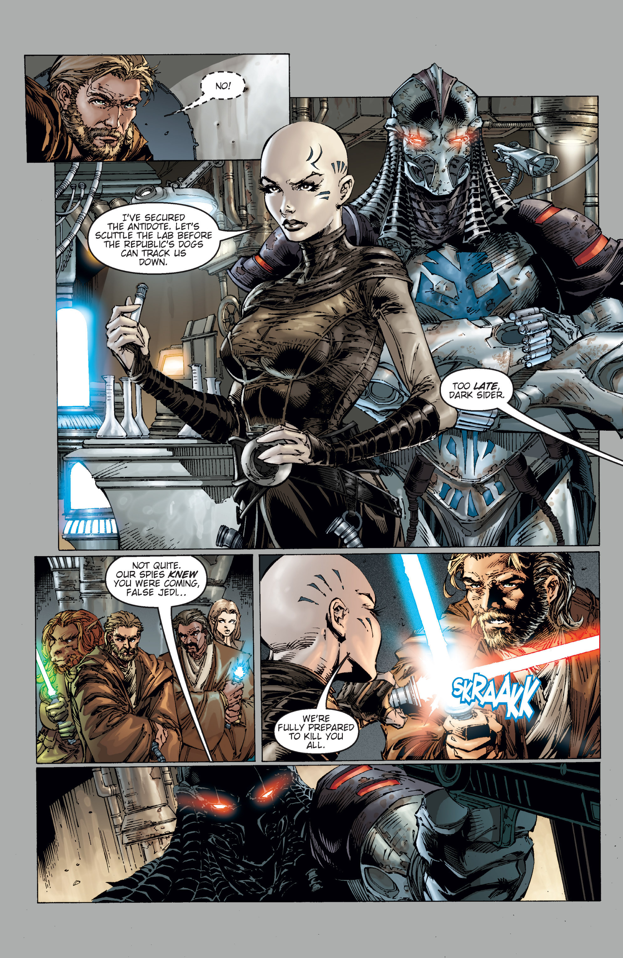 Star Wars Legends Epic Collection: The Clone Wars chap 1 pic 196