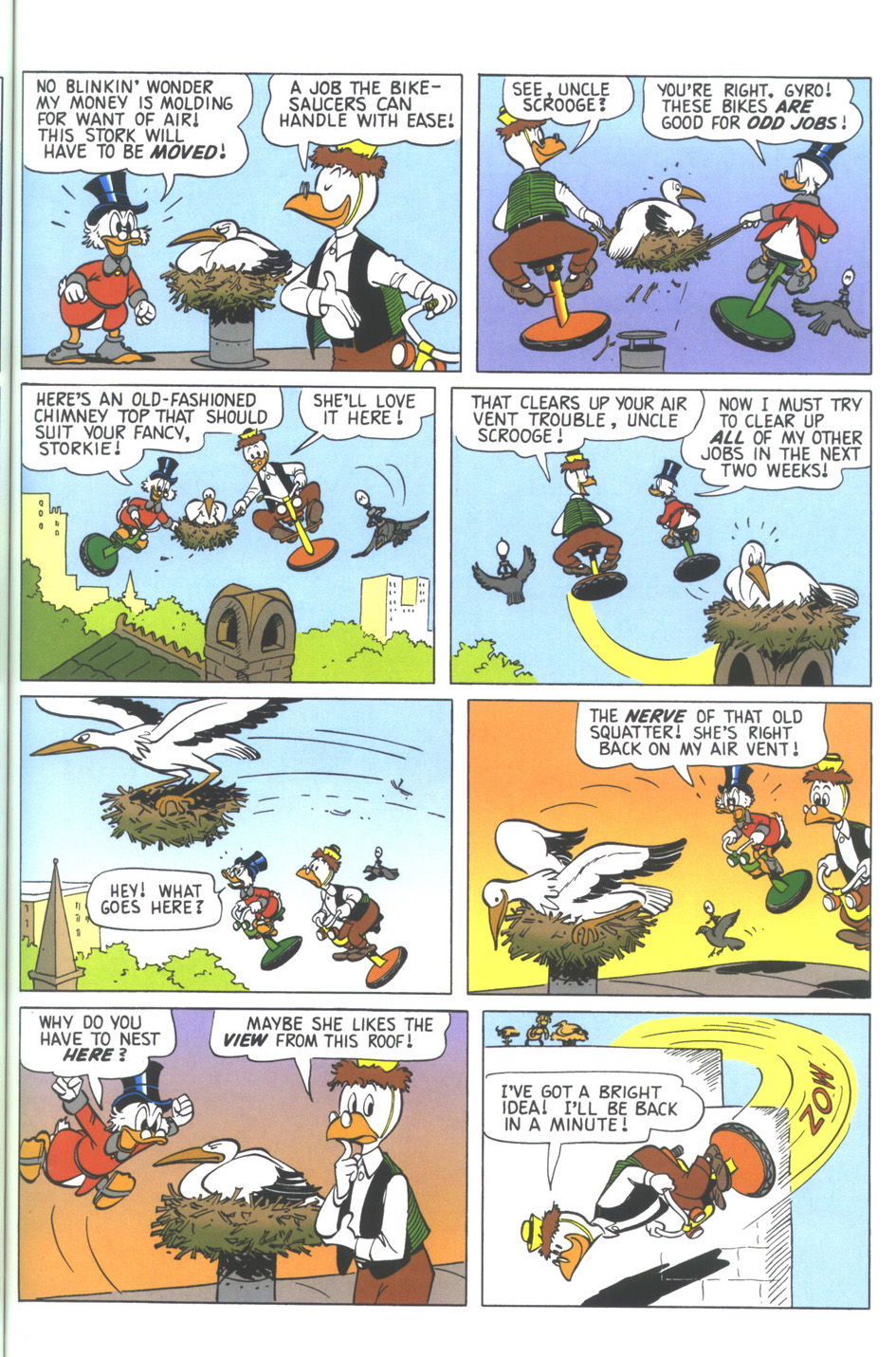 Uncle Scrooge (1953) Issue #341 #341 - English 45