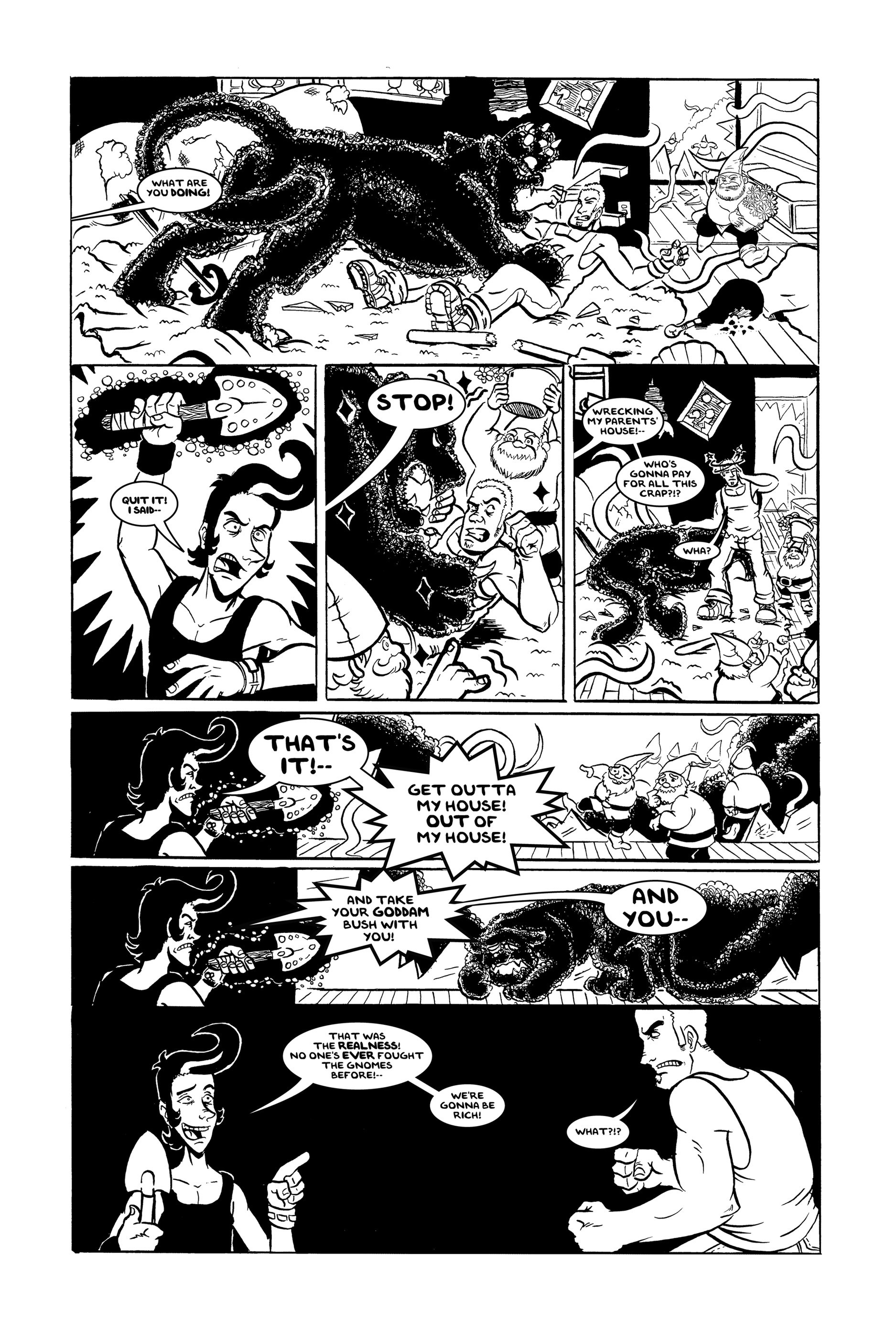 Alterna AnniverSERIES Anthology issue 2 - Page 1