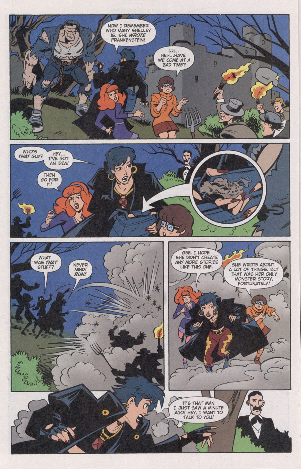 Read online Scooby-Doo (1997) comic -  Issue #82 - 12