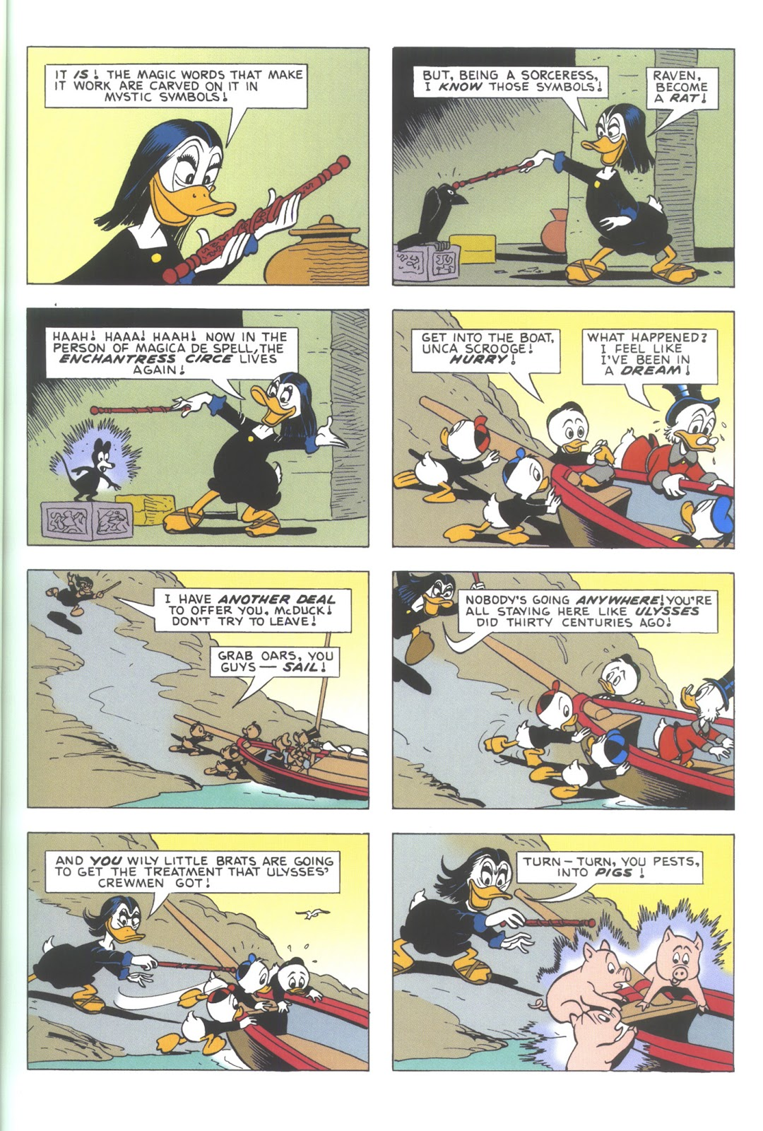 Uncle Scrooge (1953) Issue #361 #361 - English 13