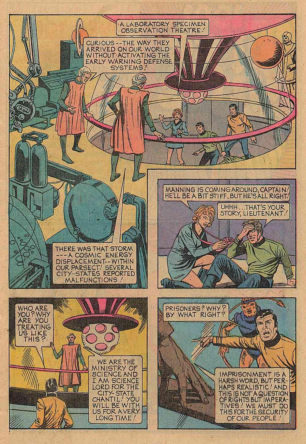 Star Trek (1967) Issue #31 #31 - English 11
