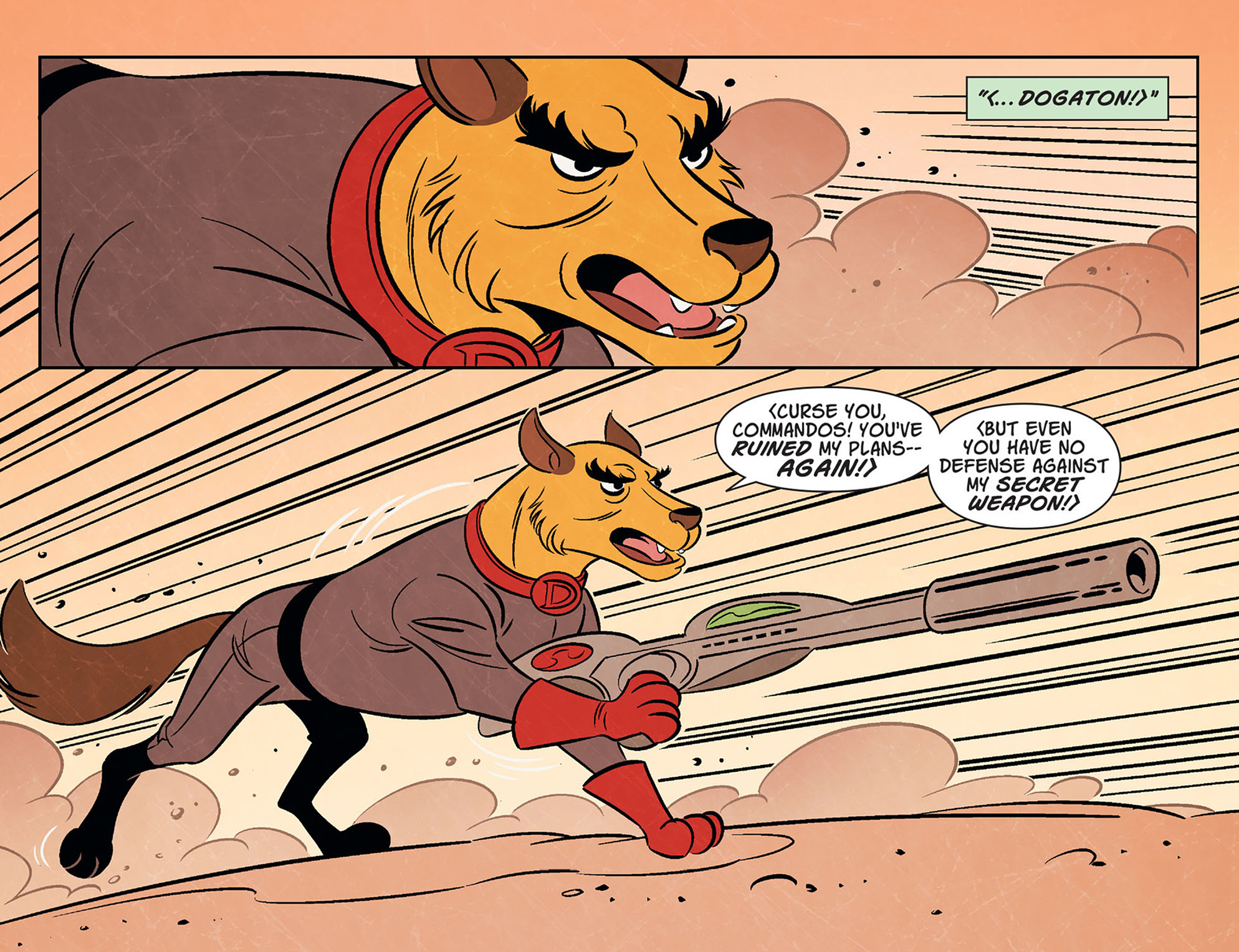 Read online Scooby-Doo! Team-Up comic -  Issue #36 - 12