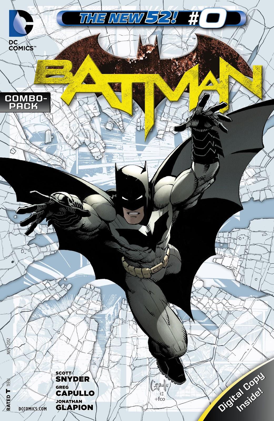 Batman (2011) Issue #0 #15 - English 33