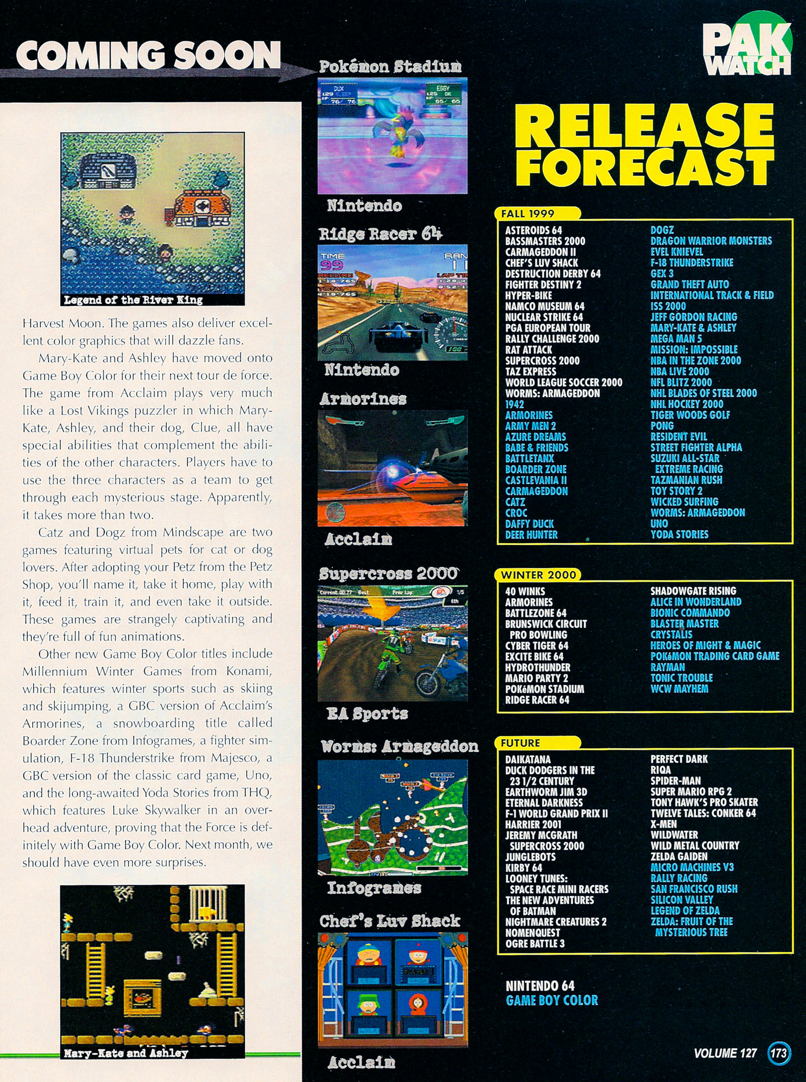 Nintendo Power #127 #127 - English 198