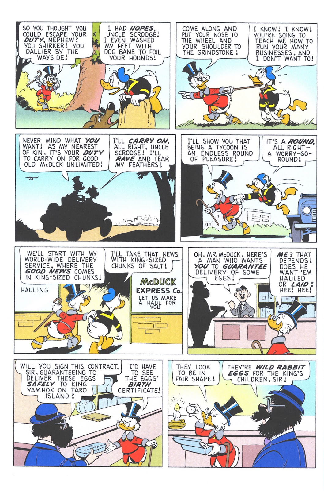 Uncle Scrooge (1953) Issue #376 #376 - English 54