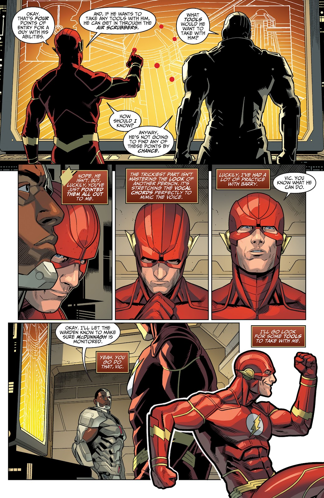 Injustice: Gods Among Us Year Four _Annual 1 #1 - English 17