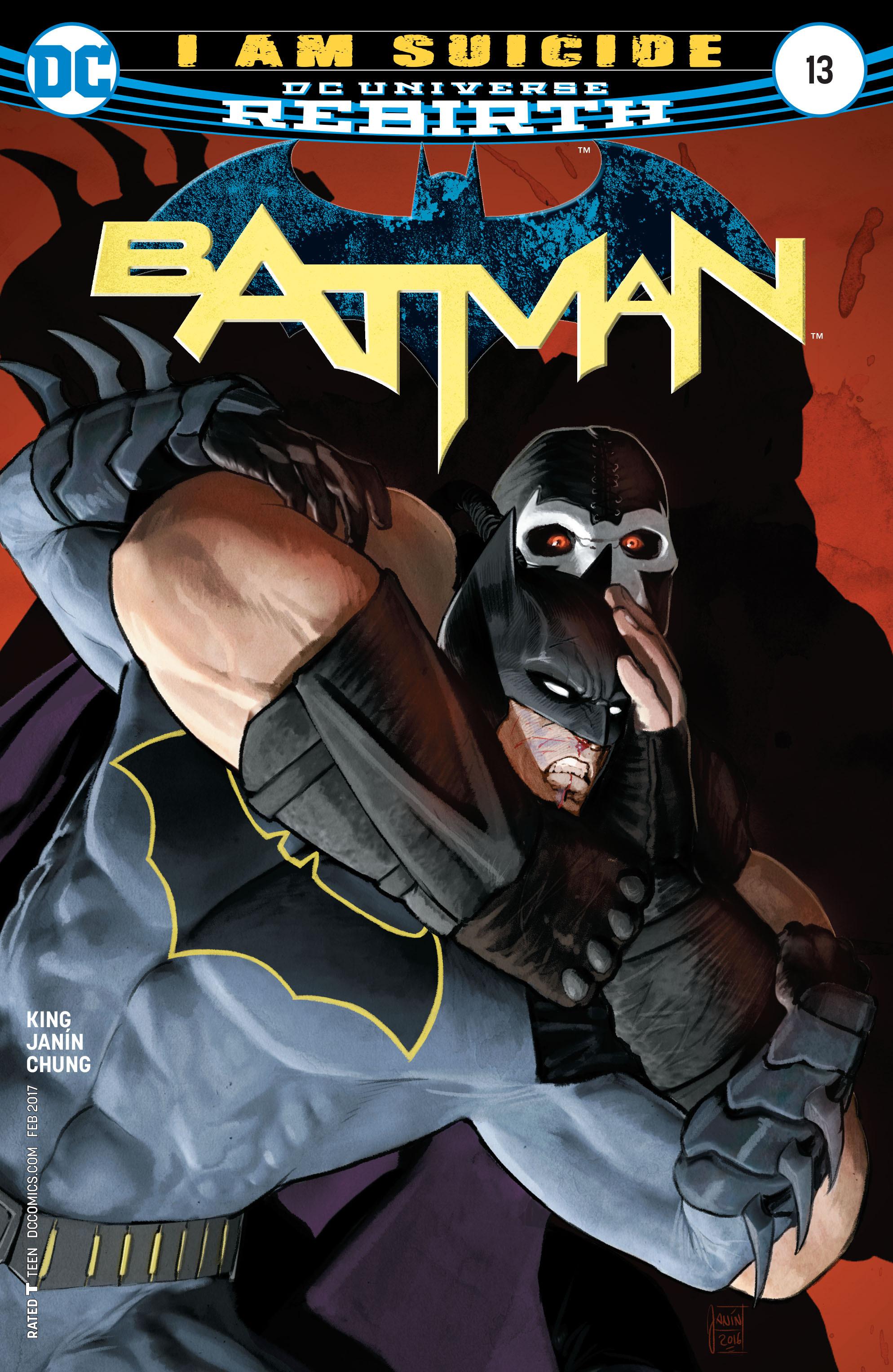 Batman (2016) 13 Page 1