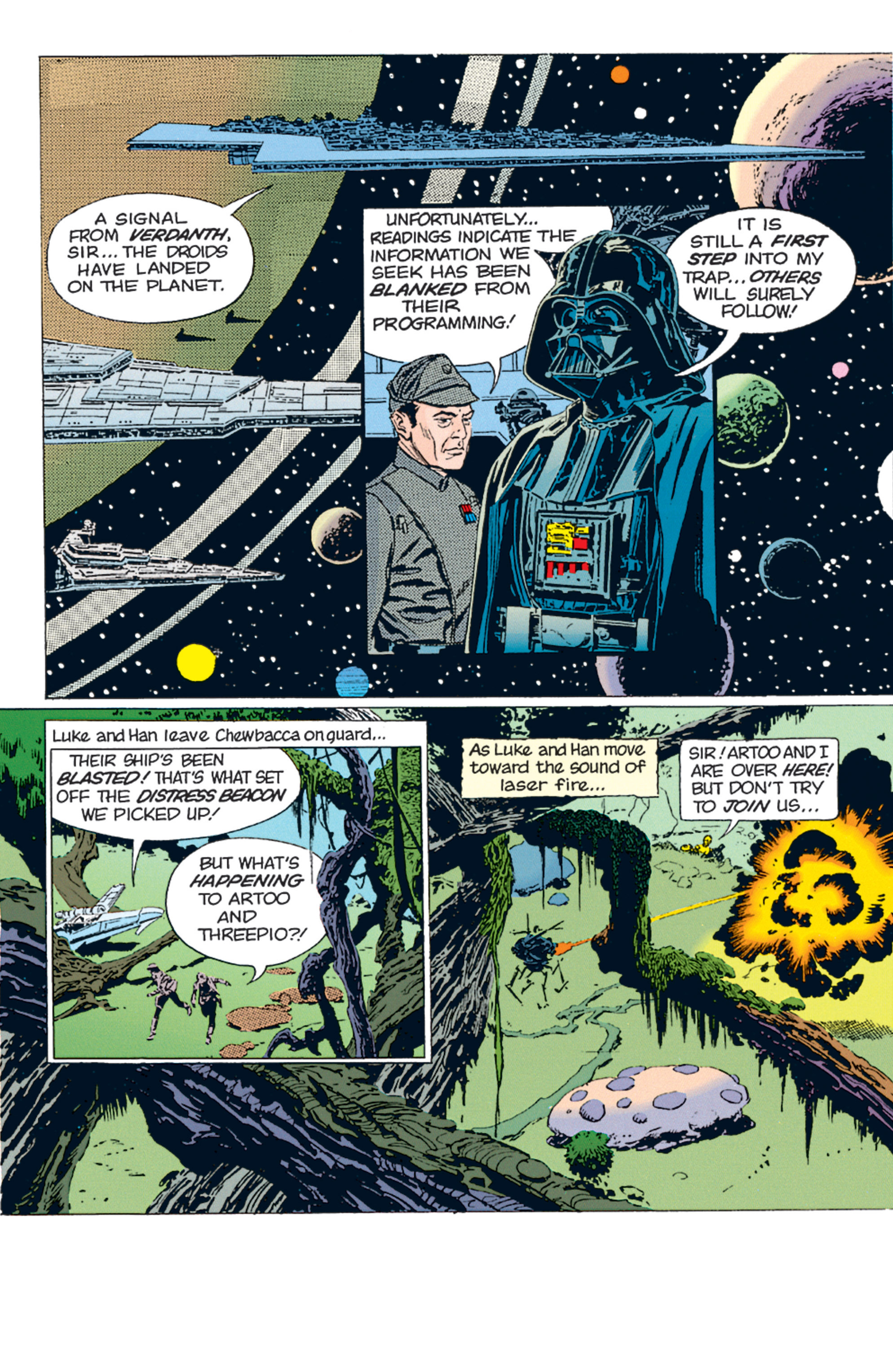 Classic Star Wars #20 #20 - English 40