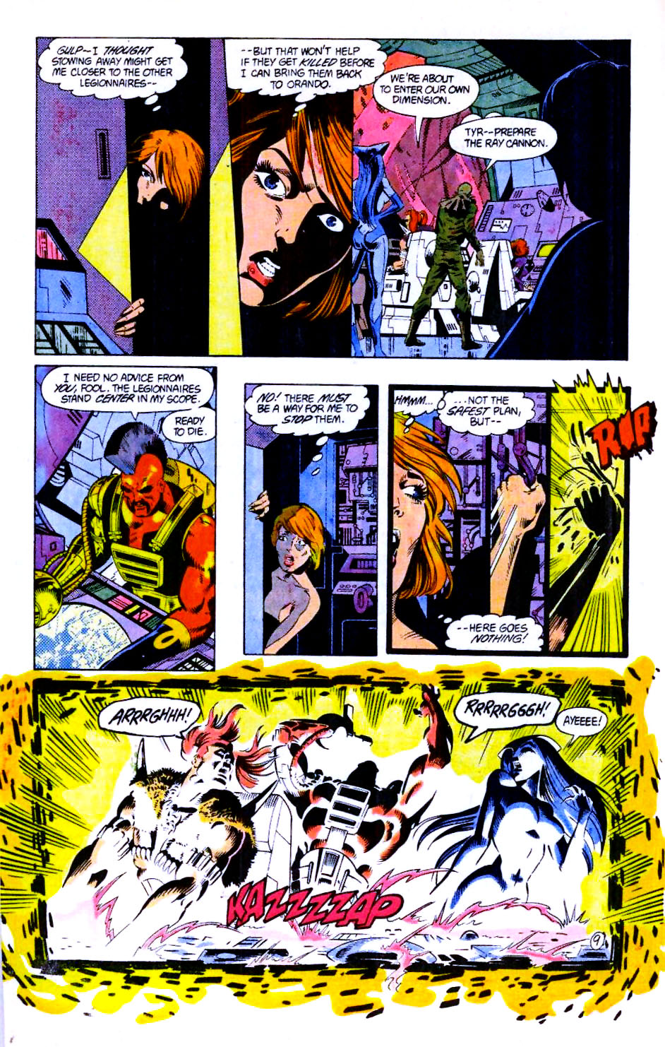 Tales of the Legion Issue #329 #16 - English 10