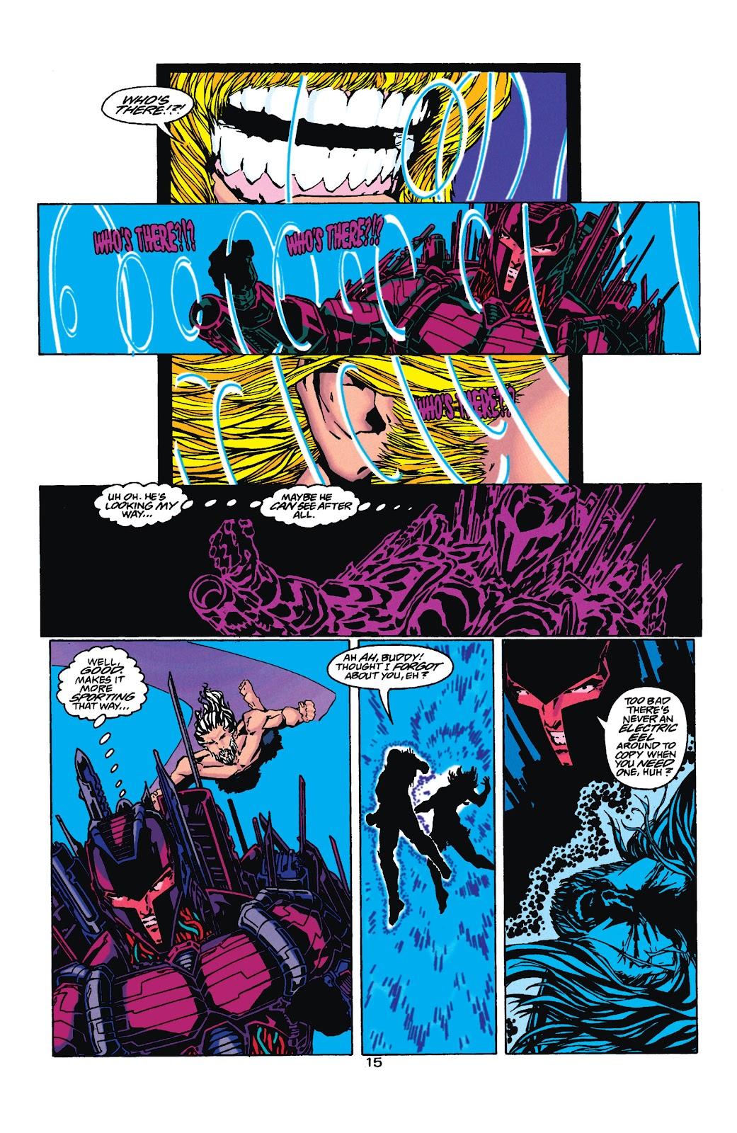 Aquaman (1994) Issue #35 #41 - English 15