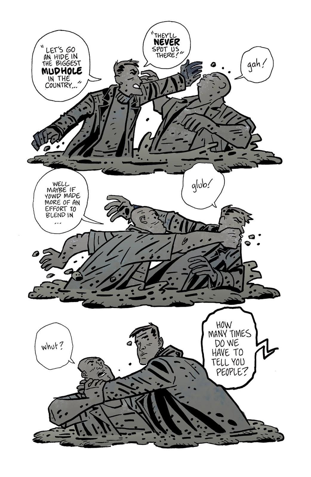 Mudman Issue #2 #2 - English 25