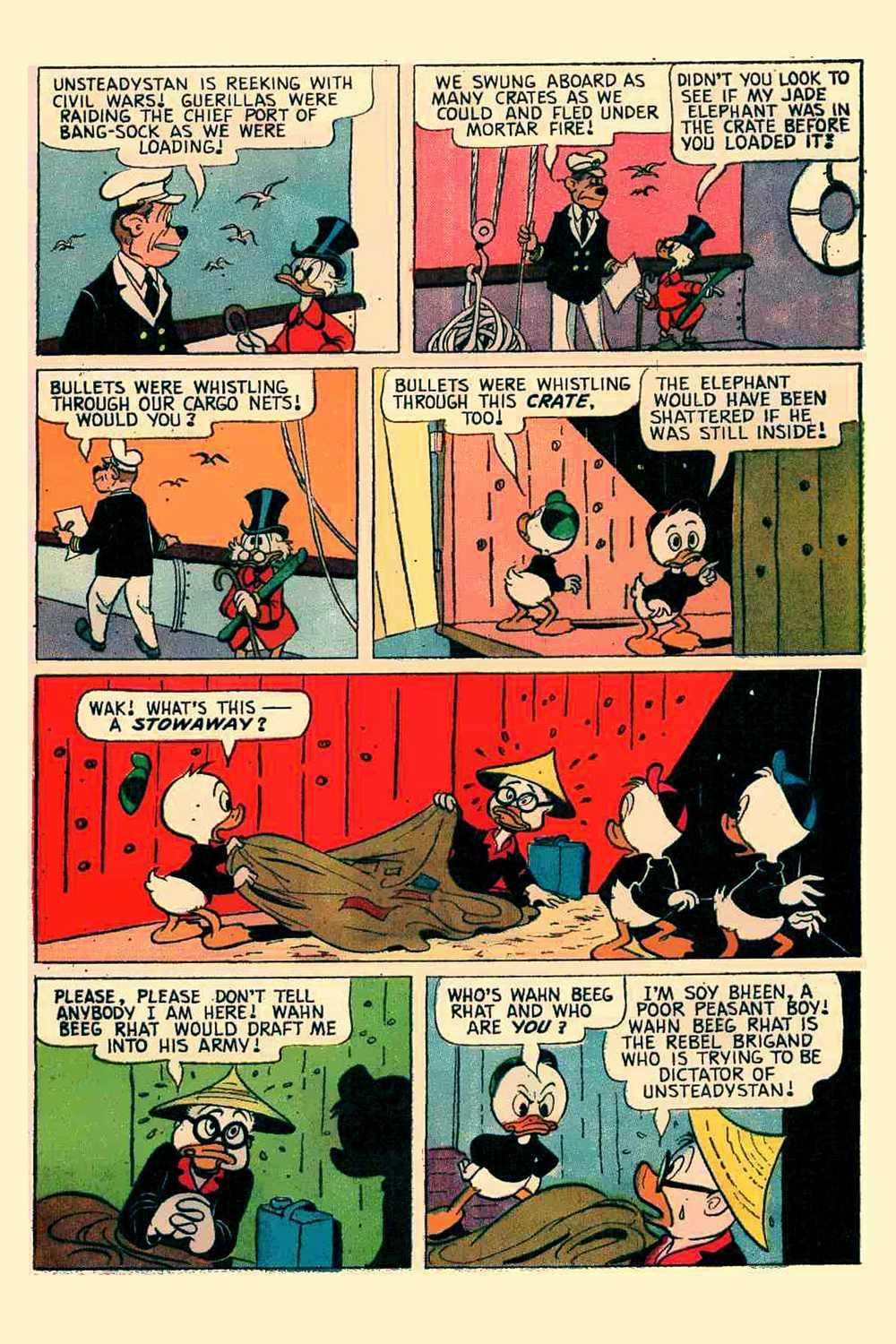 Uncle Scrooge (1953) Issue #64 #64 - English 4