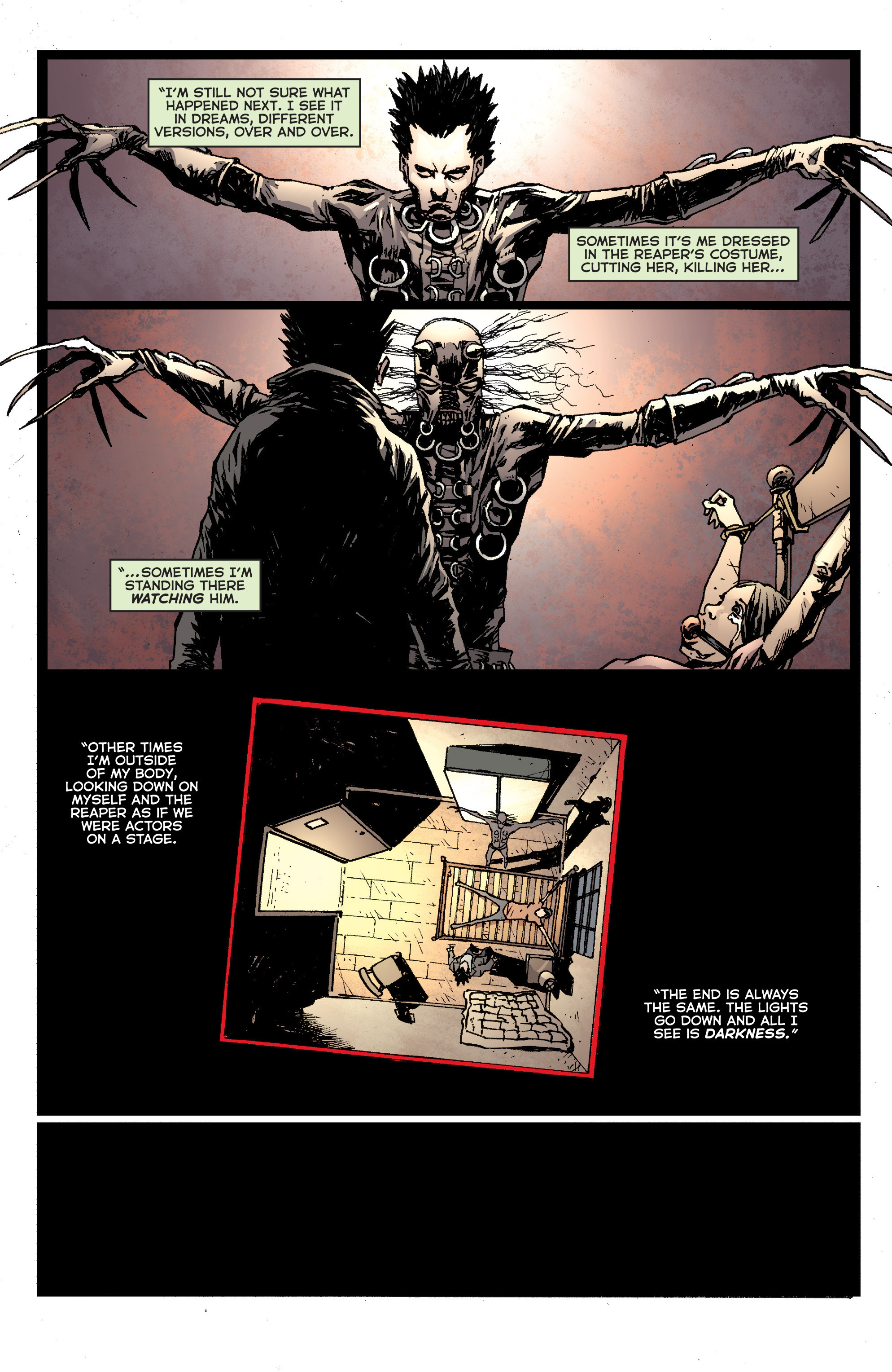 Read online Second Sight comic -  Issue #5 - 16