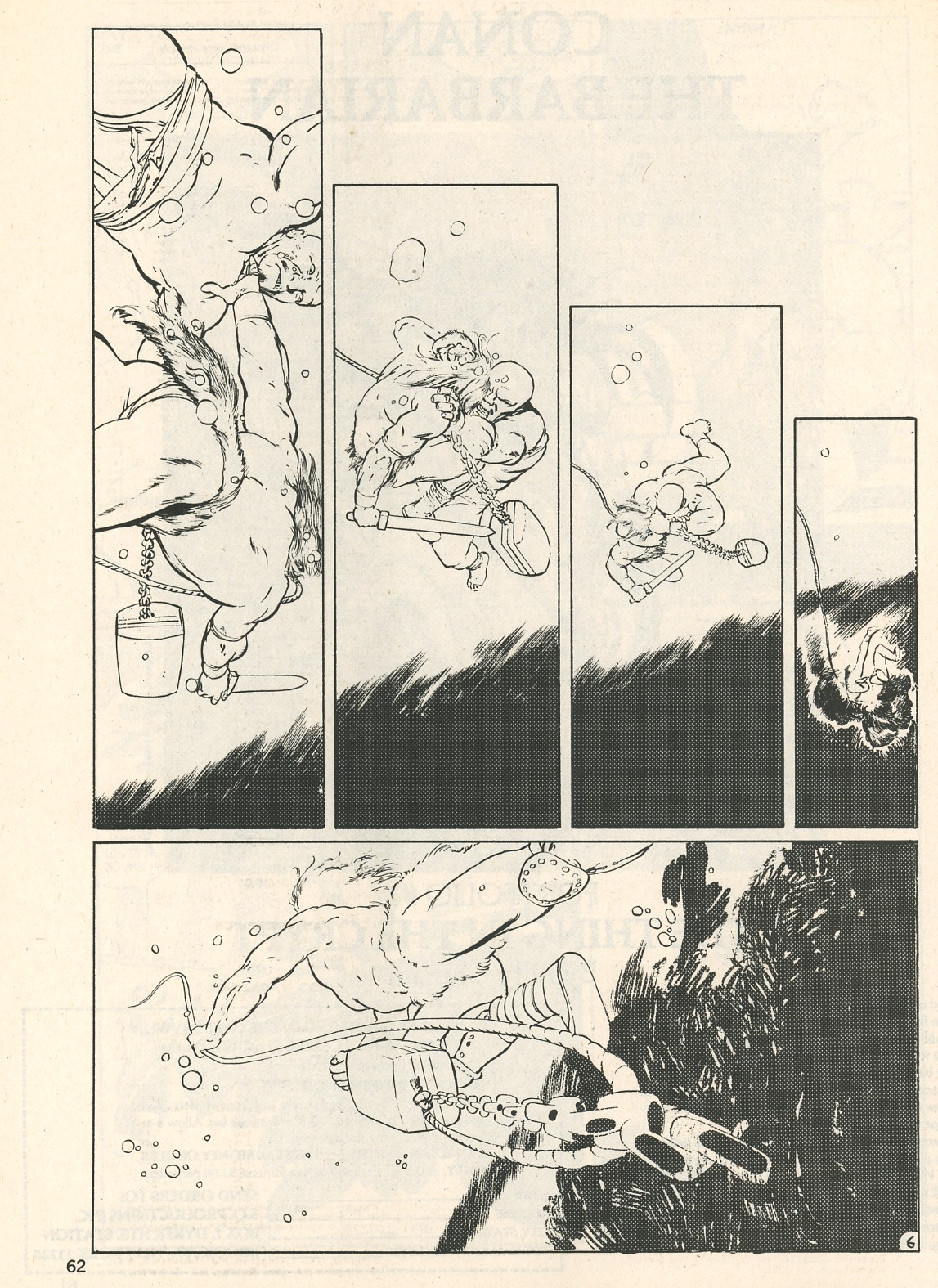 The Savage Sword Of Conan Issue #107 #108 - English 62