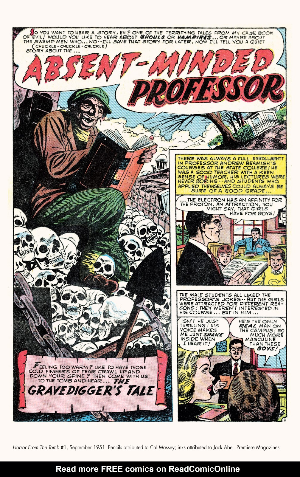 Haunted Horror Issue #9 #9 - English 10