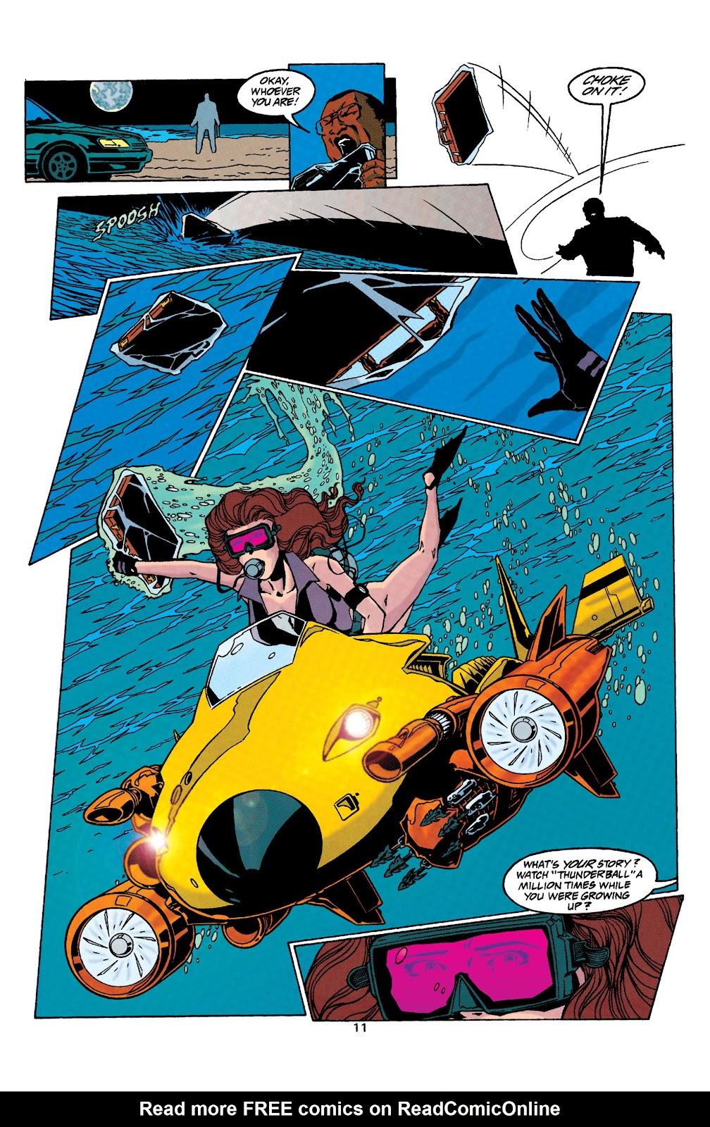 Aquaman (1994) Issue #32 #38 - English 11
