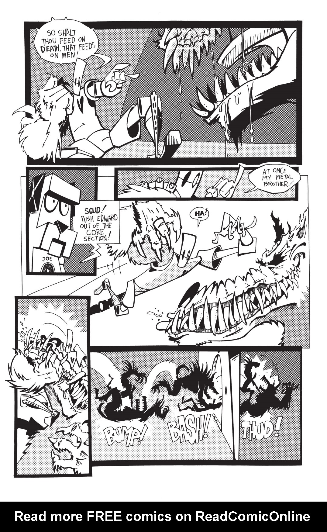 Read online Scud: The Disposable Assassin: The Whole Shebang comic -  Issue # TPB (Part 2) - 83
