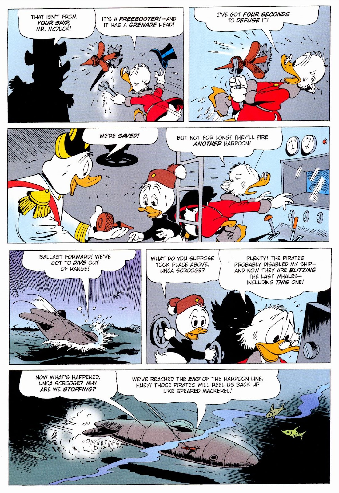 Uncle Scrooge (1953) Issue #331 #331 - English 45