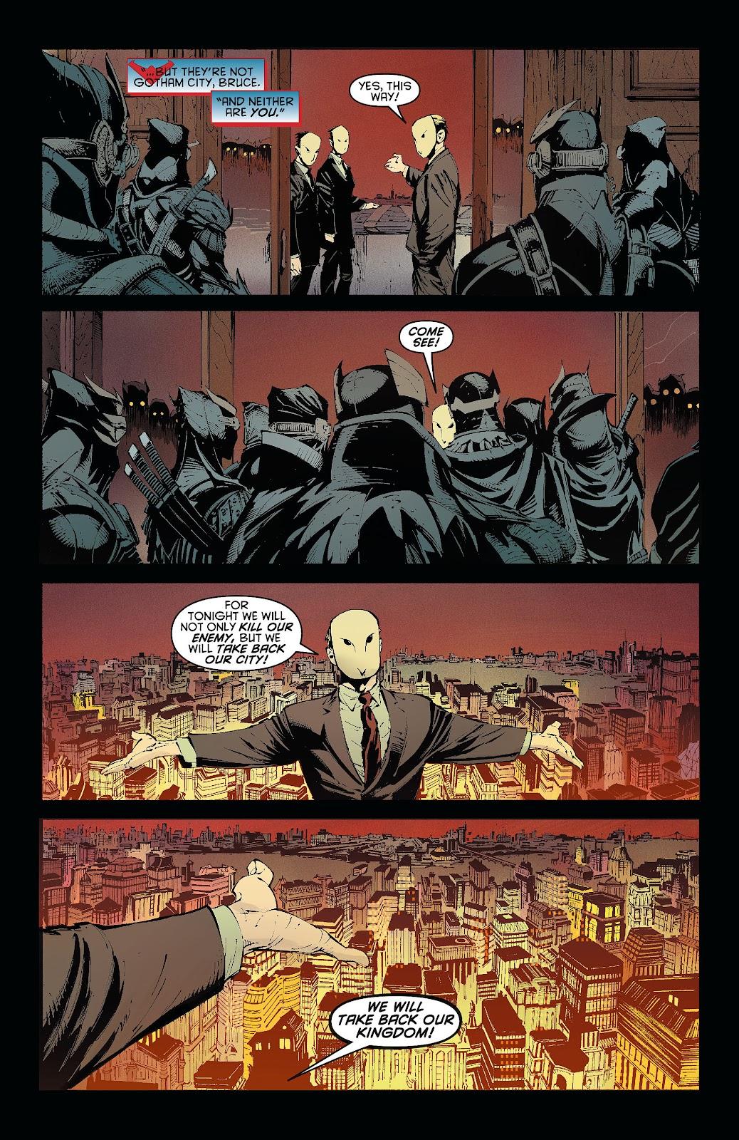 Batman (2011) Issue #7 #22 - English 23