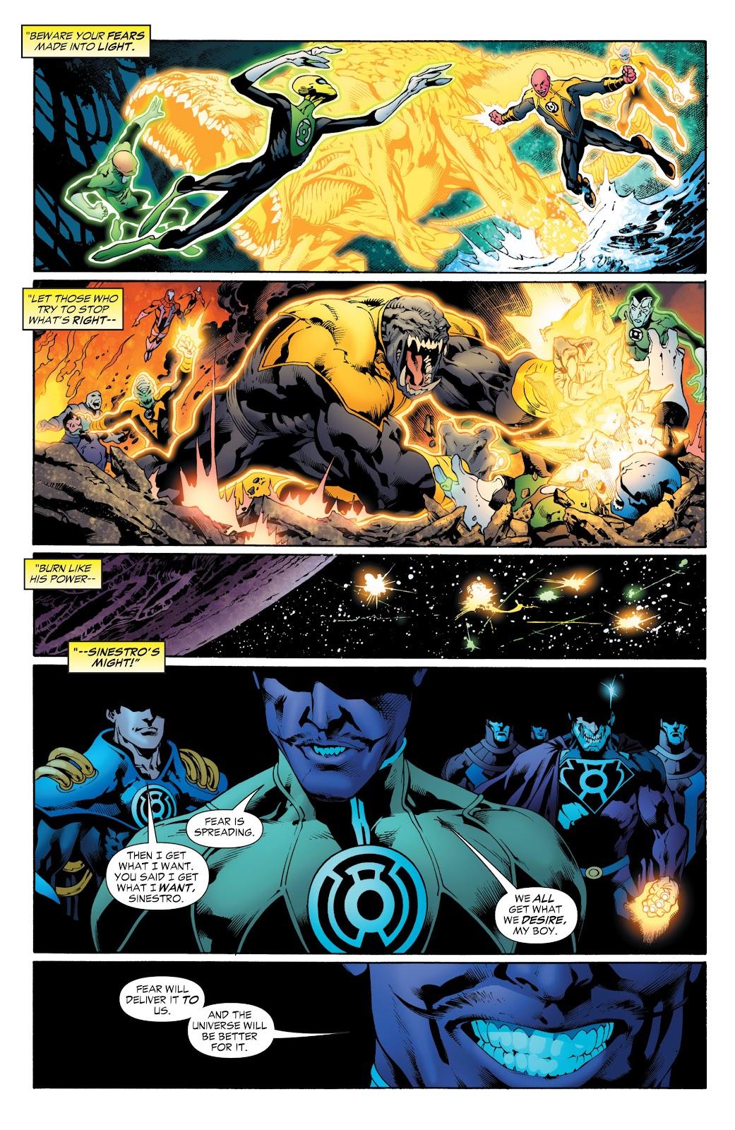 Green Lantern: The Sinestro Corps War Full #1 - English 59