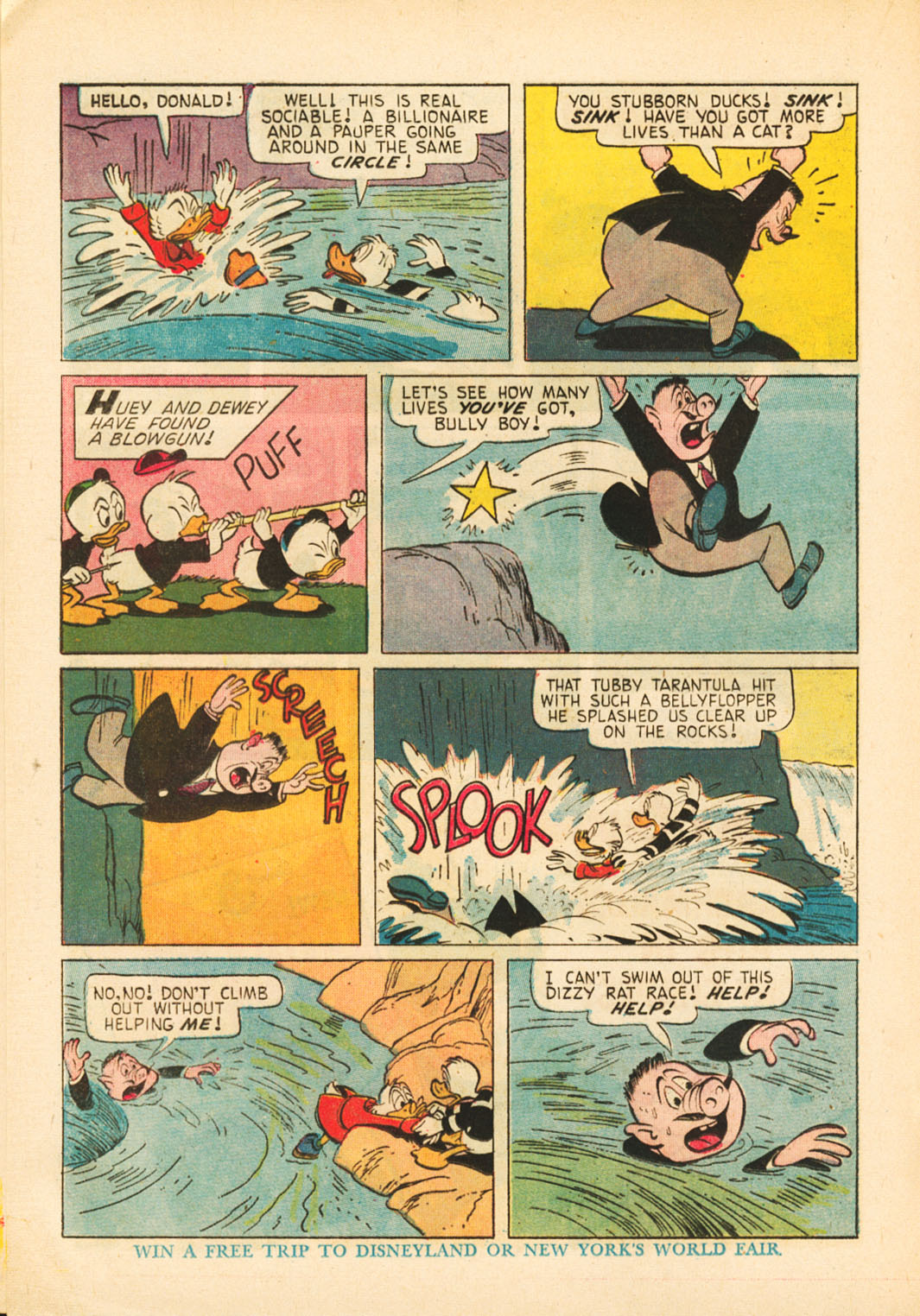 Uncle Scrooge (1953) Issue #52 #52 - English 20