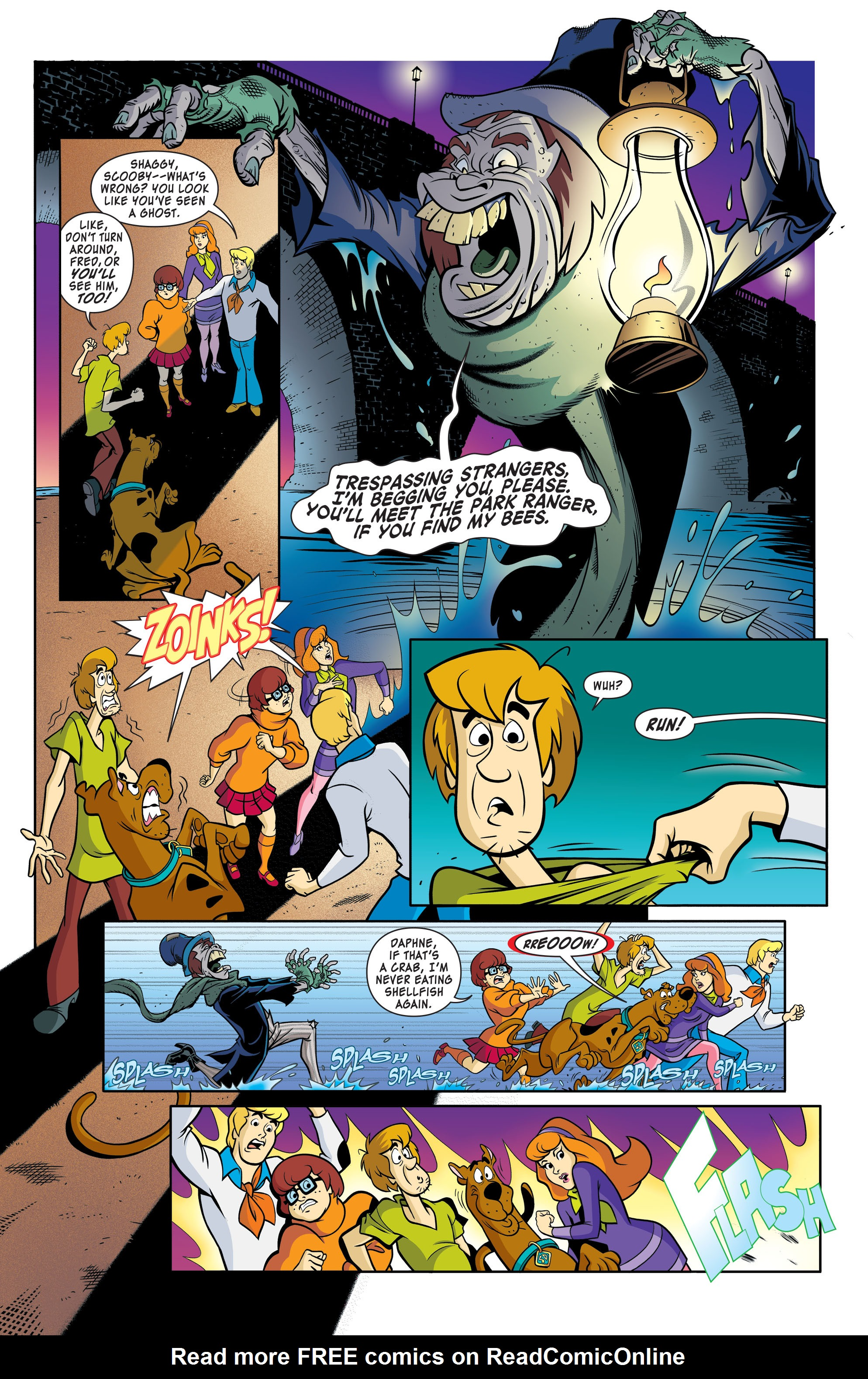 Read online Scooby-Doo: Where Are You? comic -  Issue #57 - 5