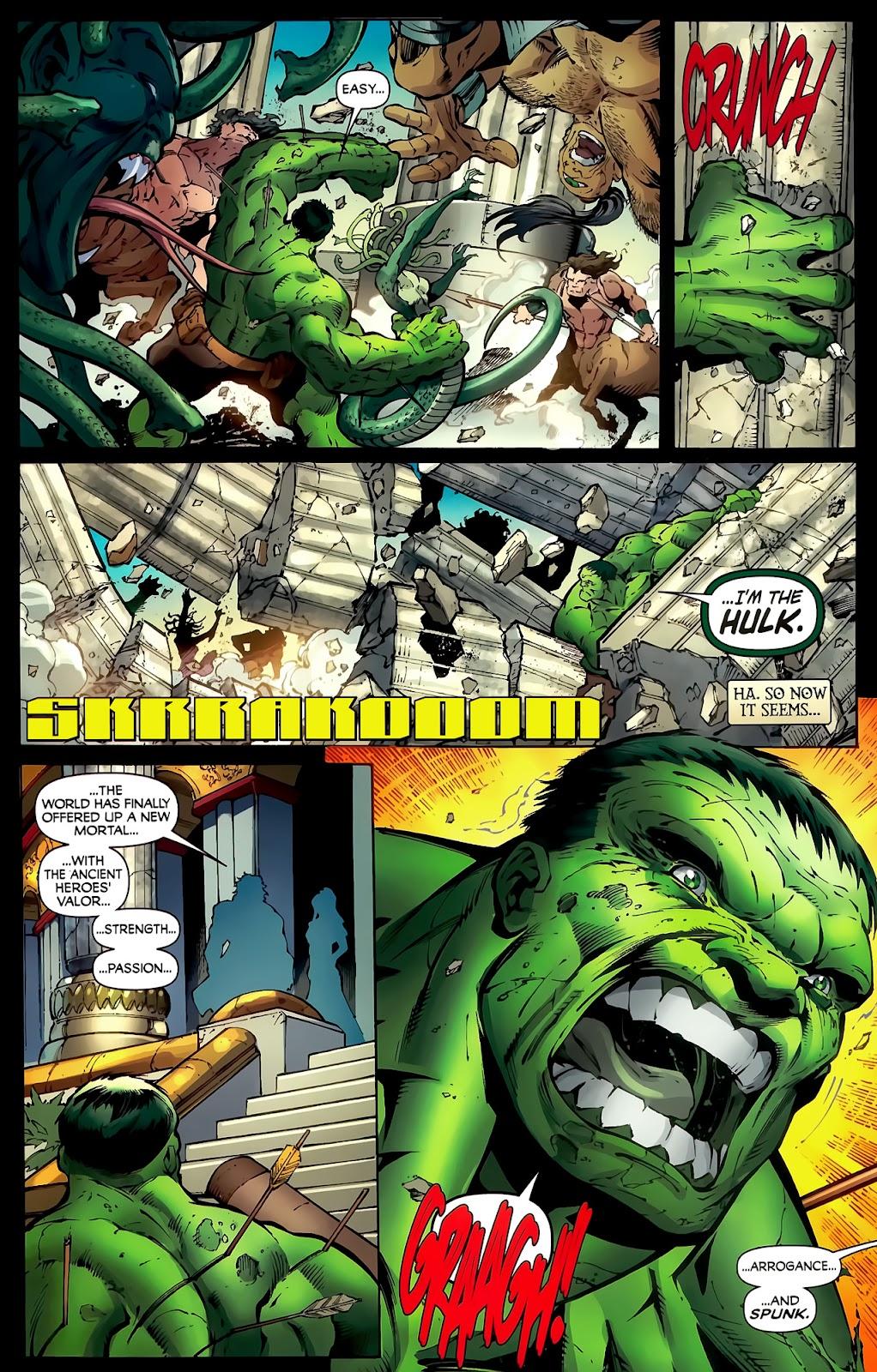 Incredible Hulks (2010) Issue #621 #11 - English 21