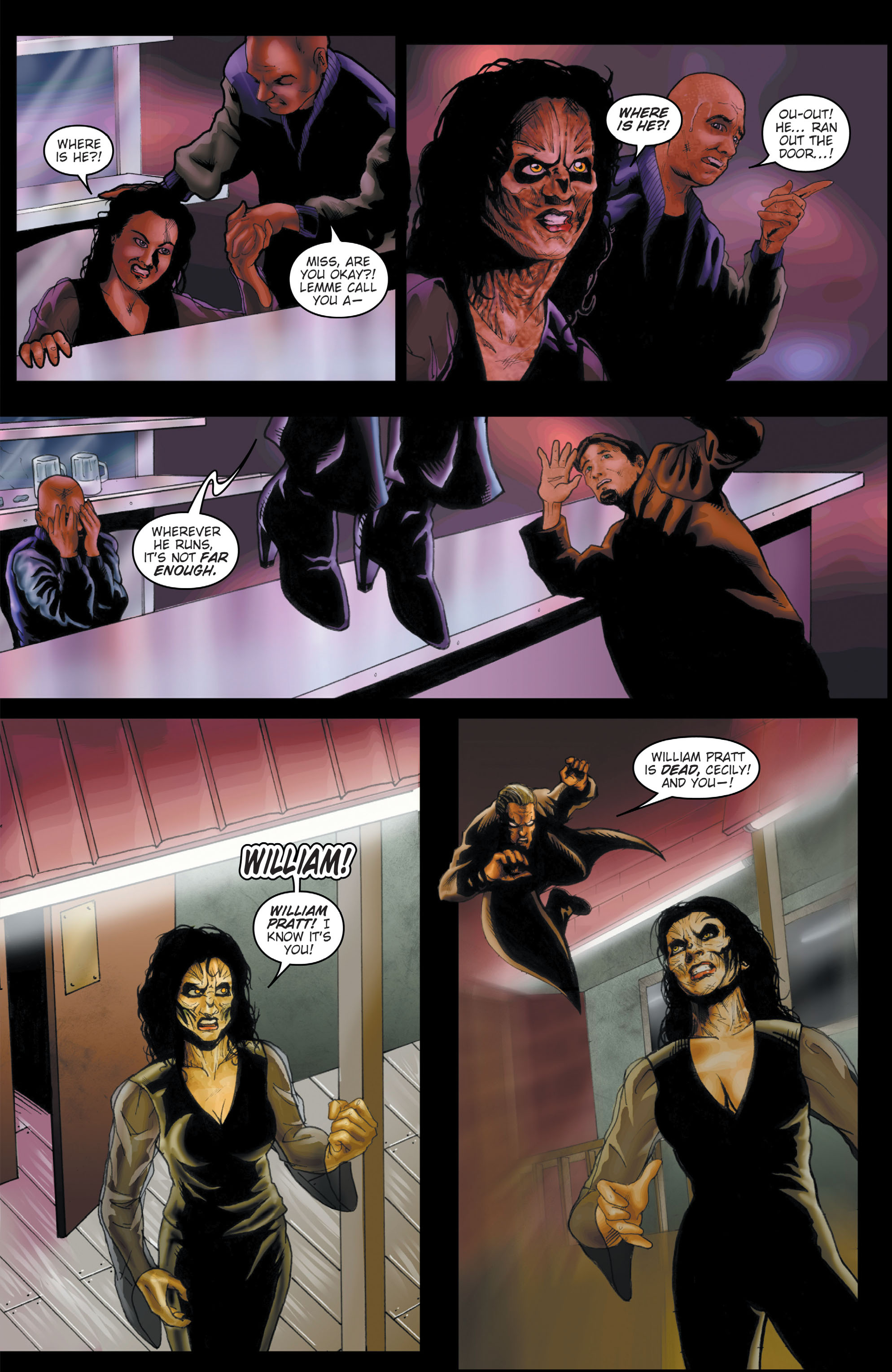 Read online Spike (2006) comic -  Issue # Full - 13