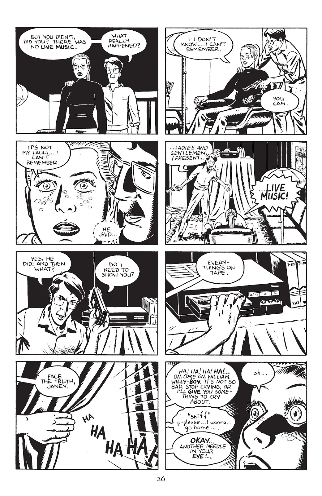 Stray Bullets Issue #26 #26 - English 28