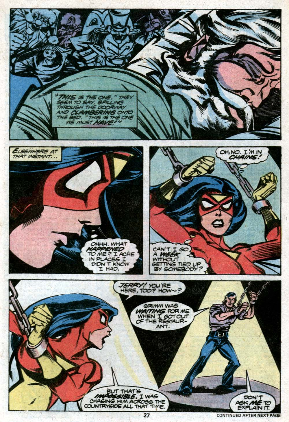 Spider-Woman (1978) Issue #11 #11 - English 17