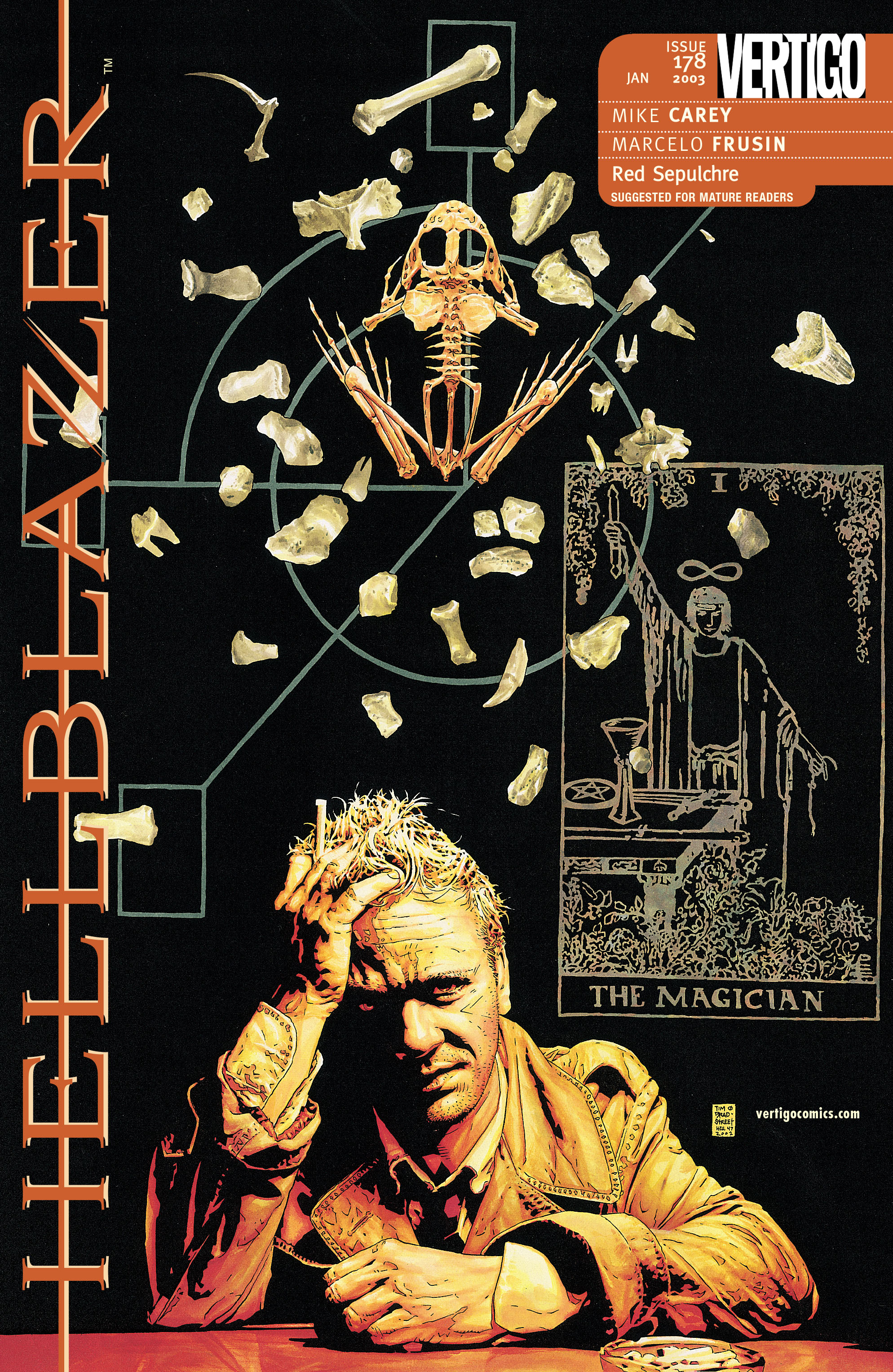 Hellblazer issue 178 - Page 1