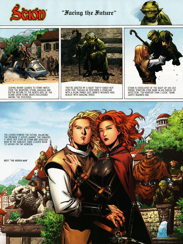 Read online Scion comic -  Issue #39 - 12