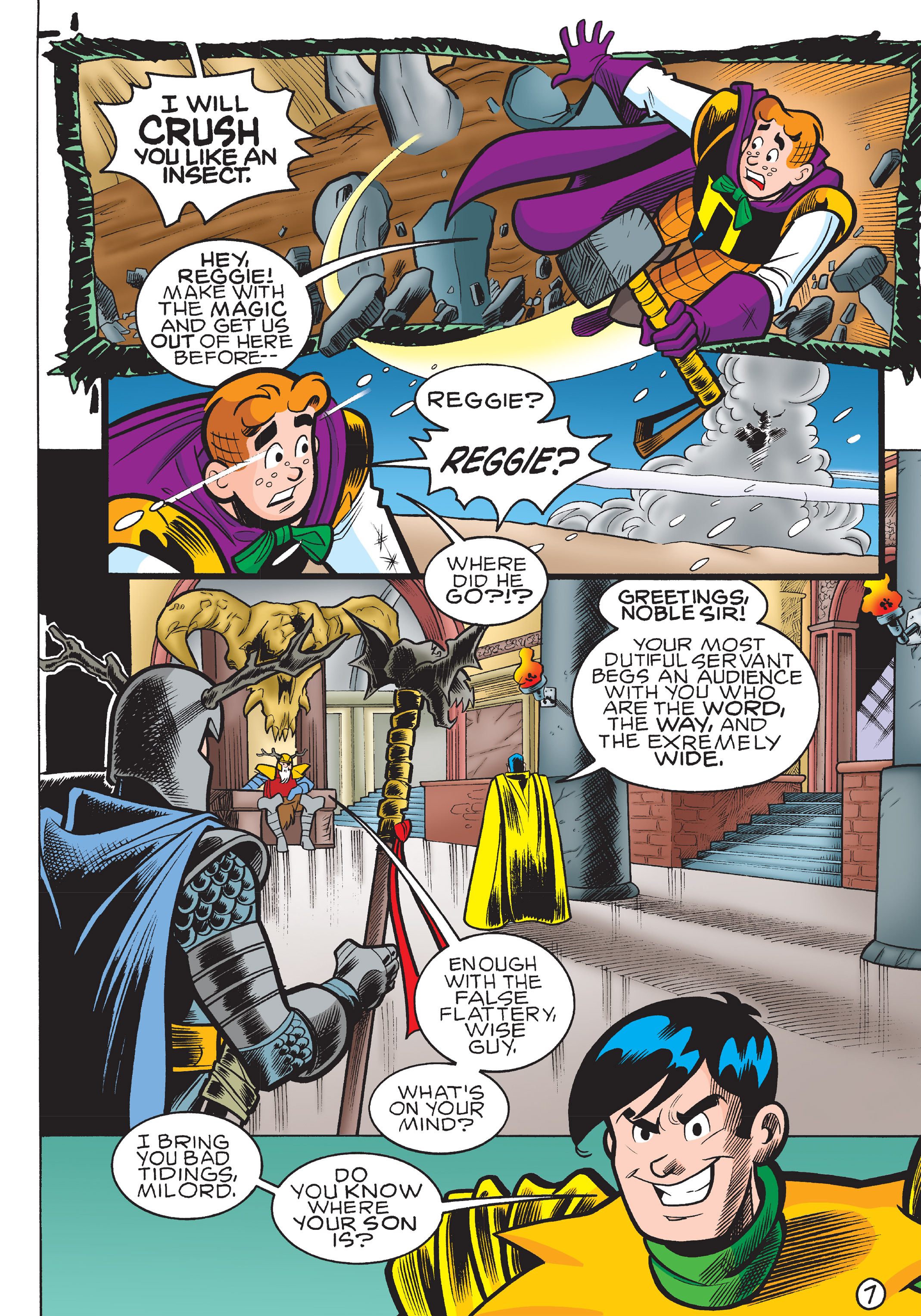 Read online The Best of Archie Comics comic -  Issue # TPB 4 (Part 2) - 191
