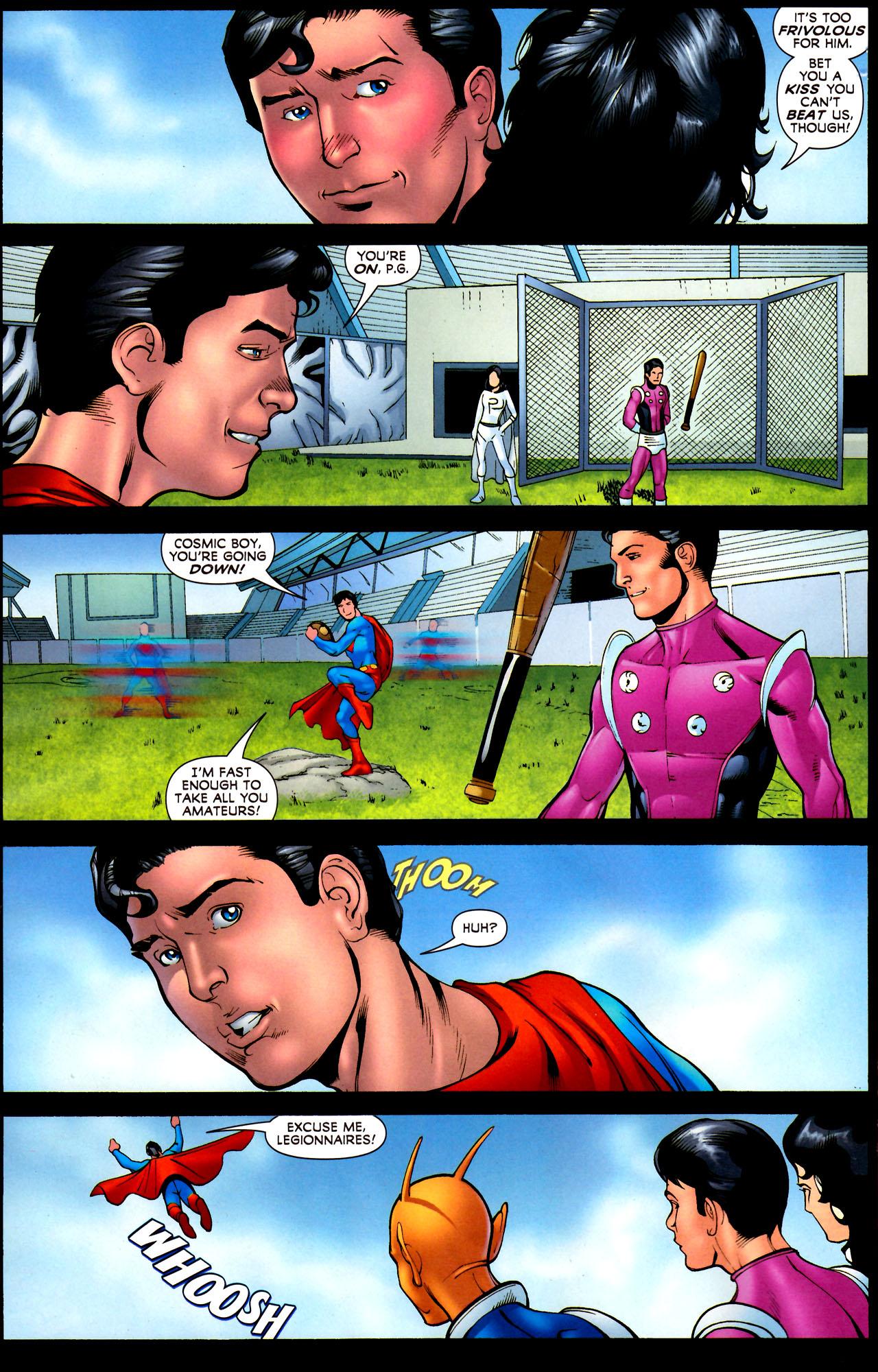 Read online Adventure Comics (2009) comic -  Issue #12 - 21