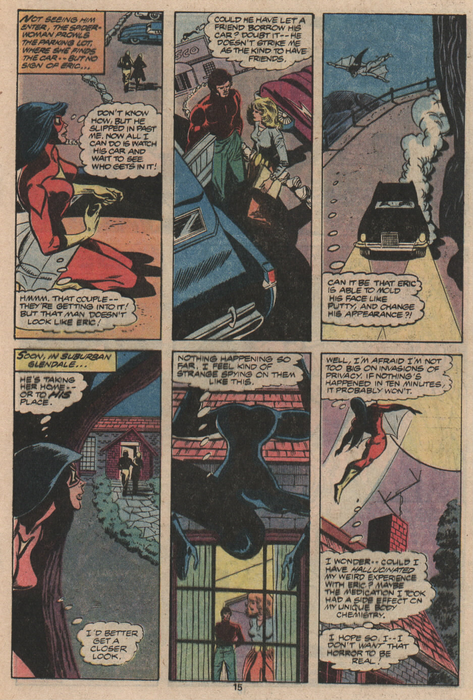 Spider-Woman (1978) #18 #33 - English 10