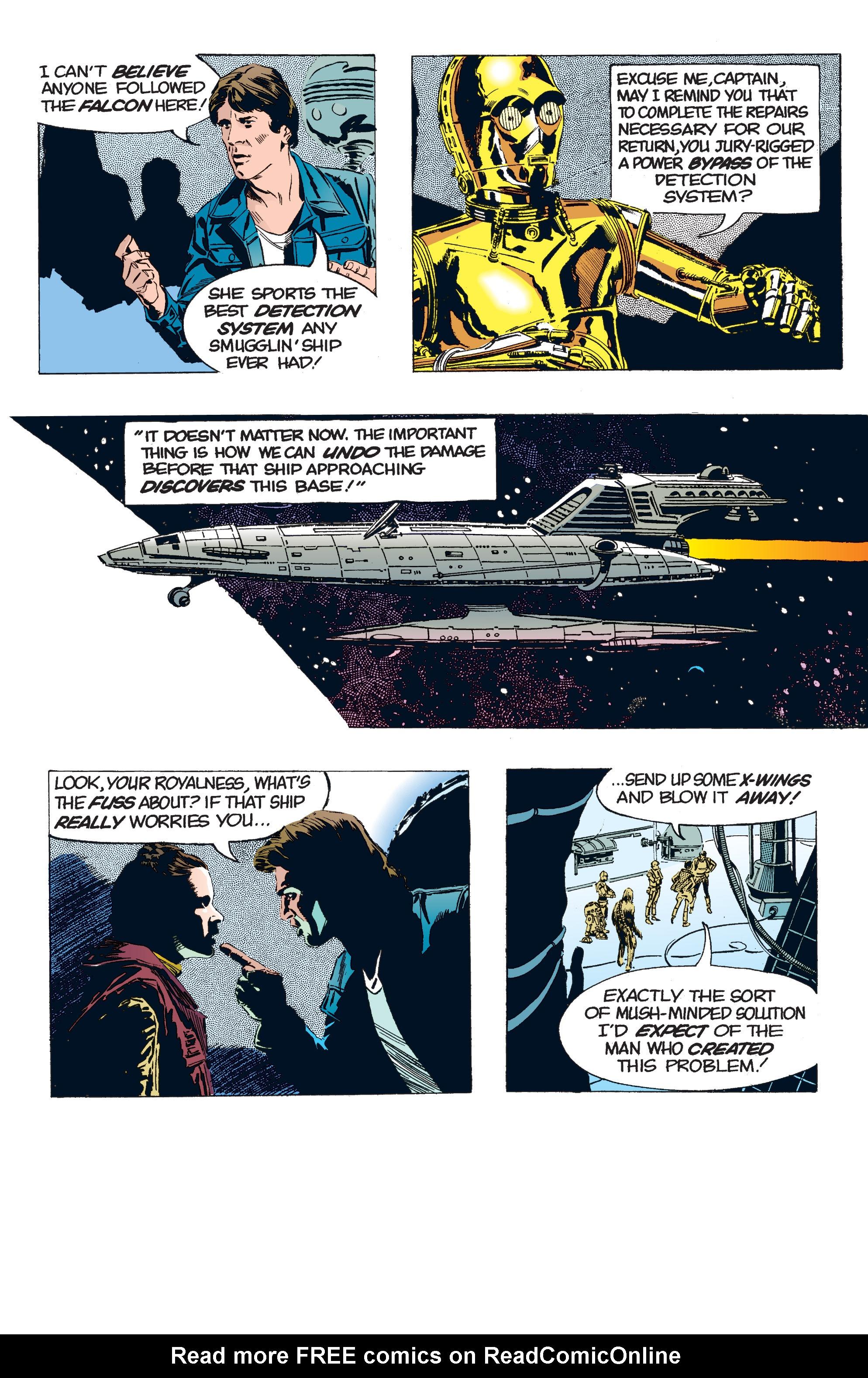 Classic Star Wars #18 #18 - English 28