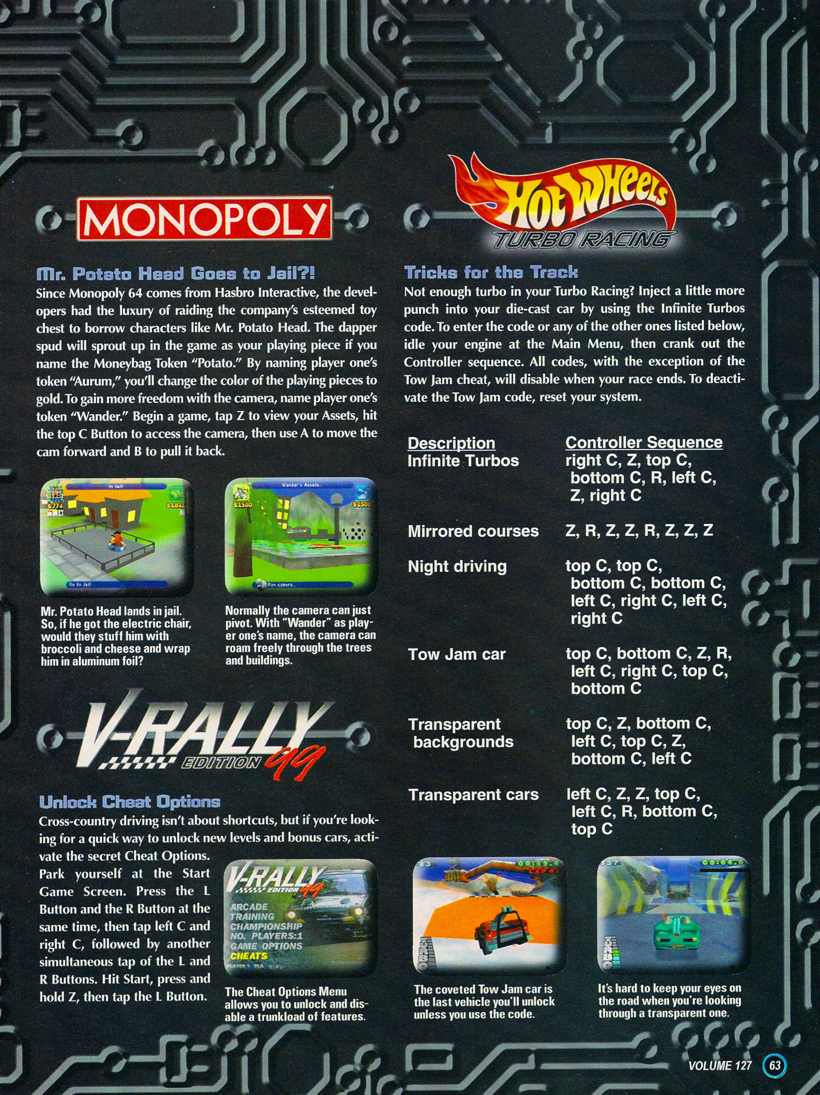Nintendo Power #127 #127 - English 71