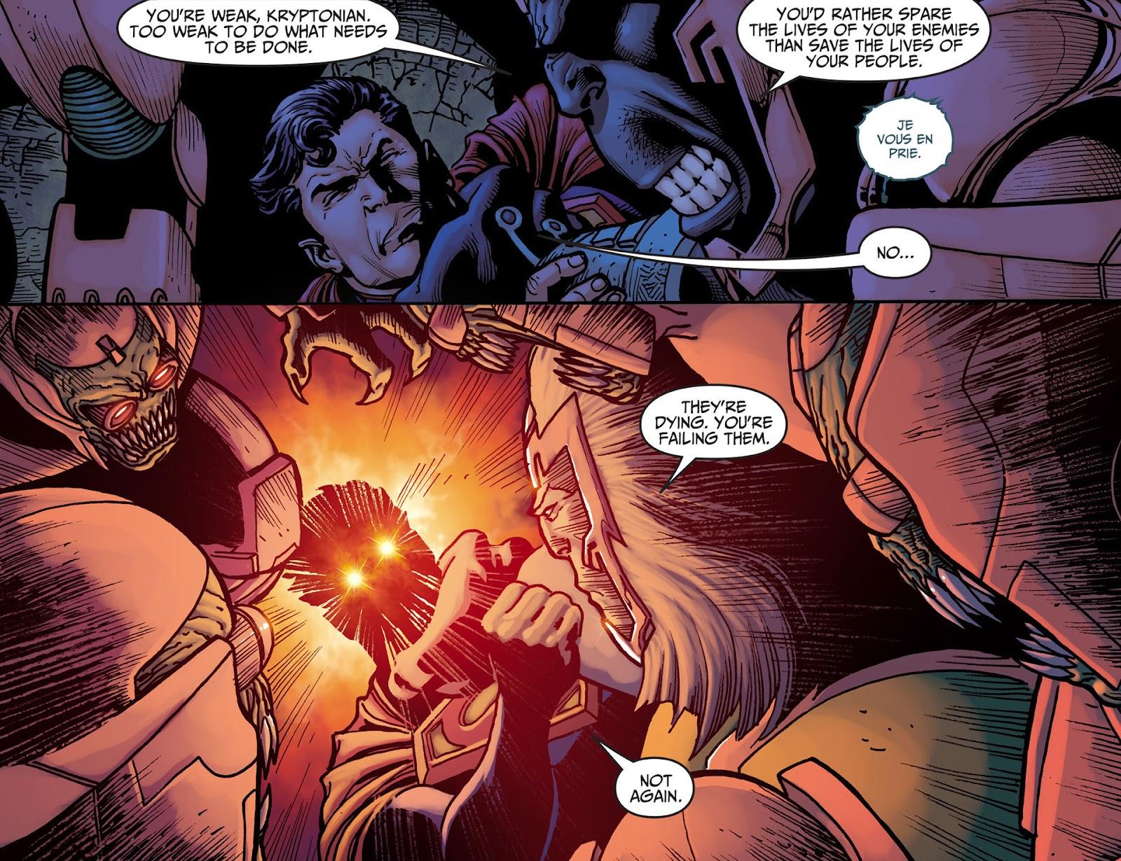 Injustice: Gods Among Us [I] Issue #23 #24 - English 20