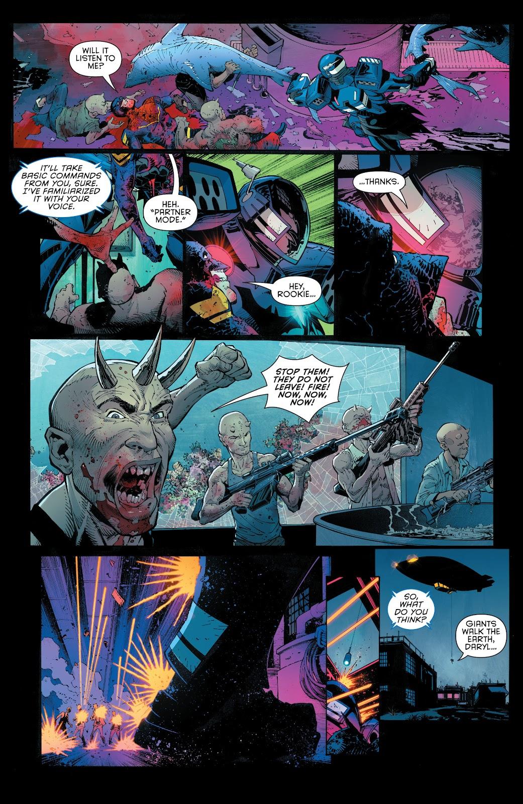 Batman (2011) Issue #45 #64 - English 10
