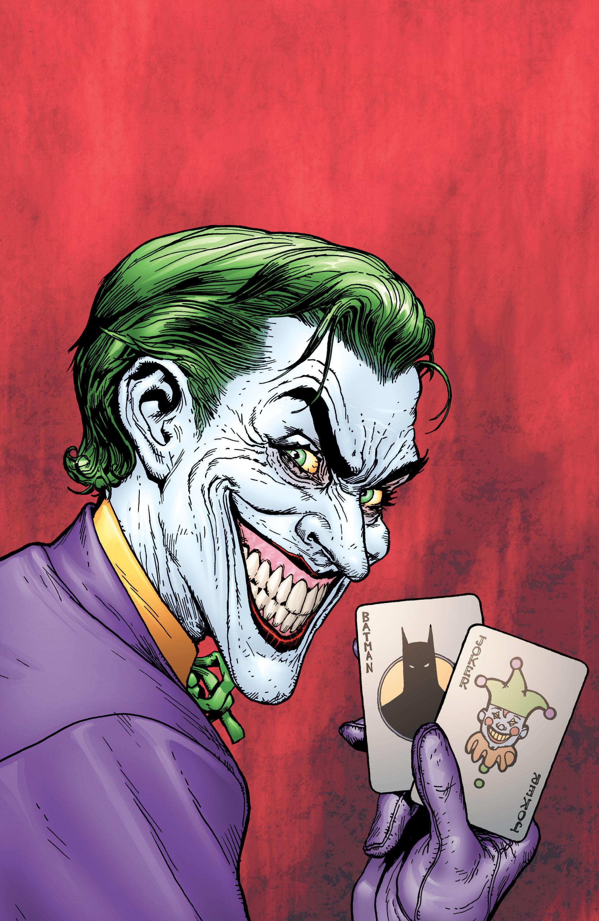 Batman: The Man Who Laughs chap 1 pic 8