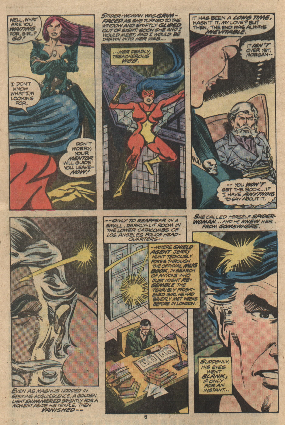 Spider-Woman (1978) Issue #6 #6 - English 5