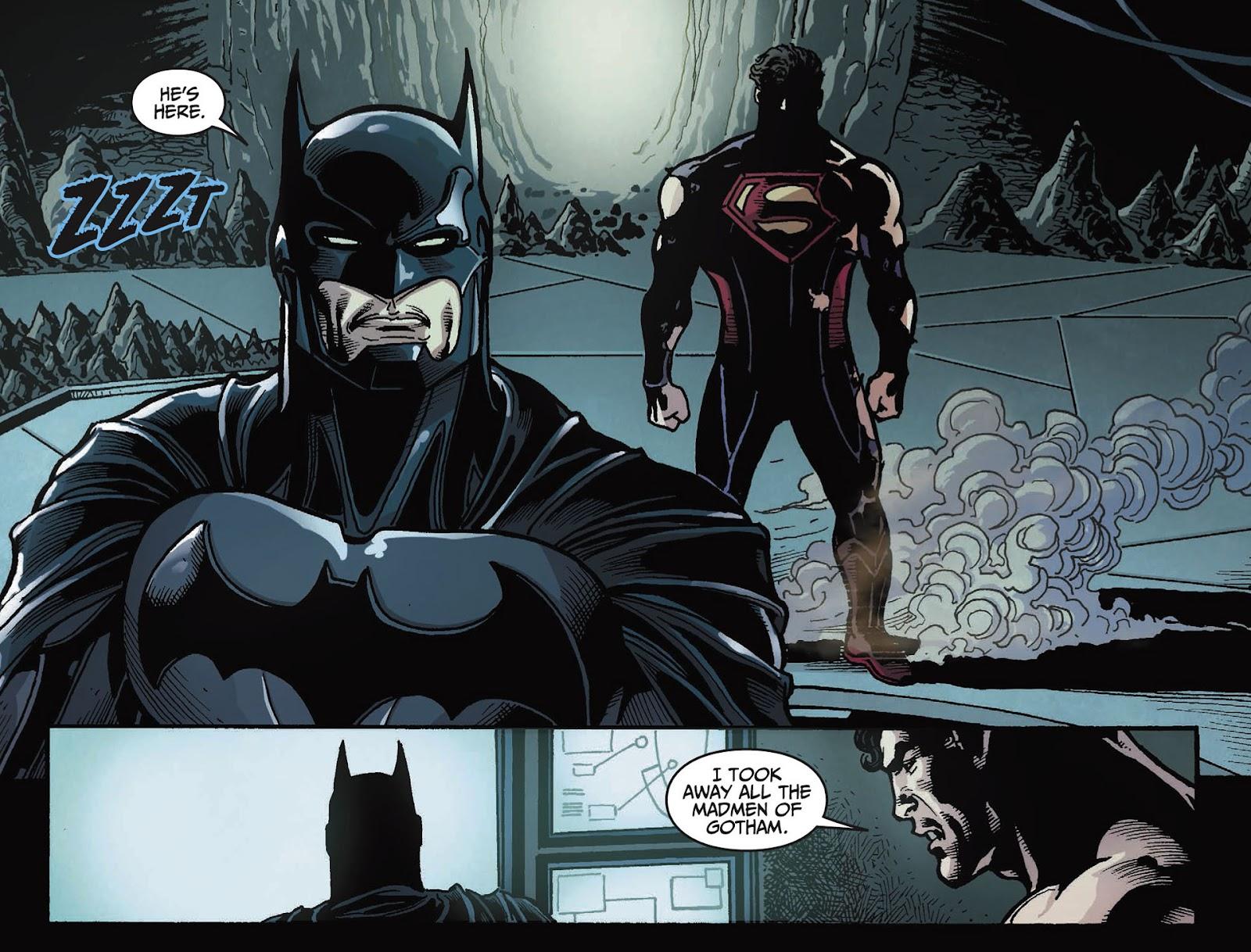 Injustice: Gods Among Us [I] Issue #35 #36 - English 7