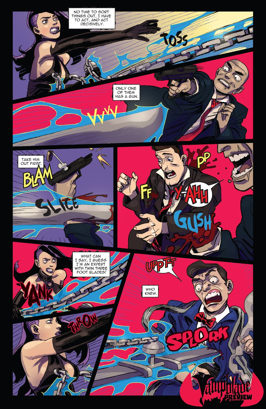 Zombie Tramp: VD Special Full Page 27